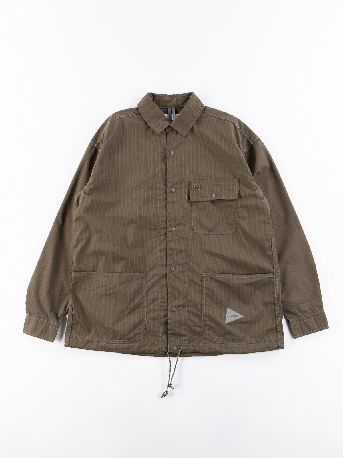 Khaki Dry Rip Shirt - Image 1