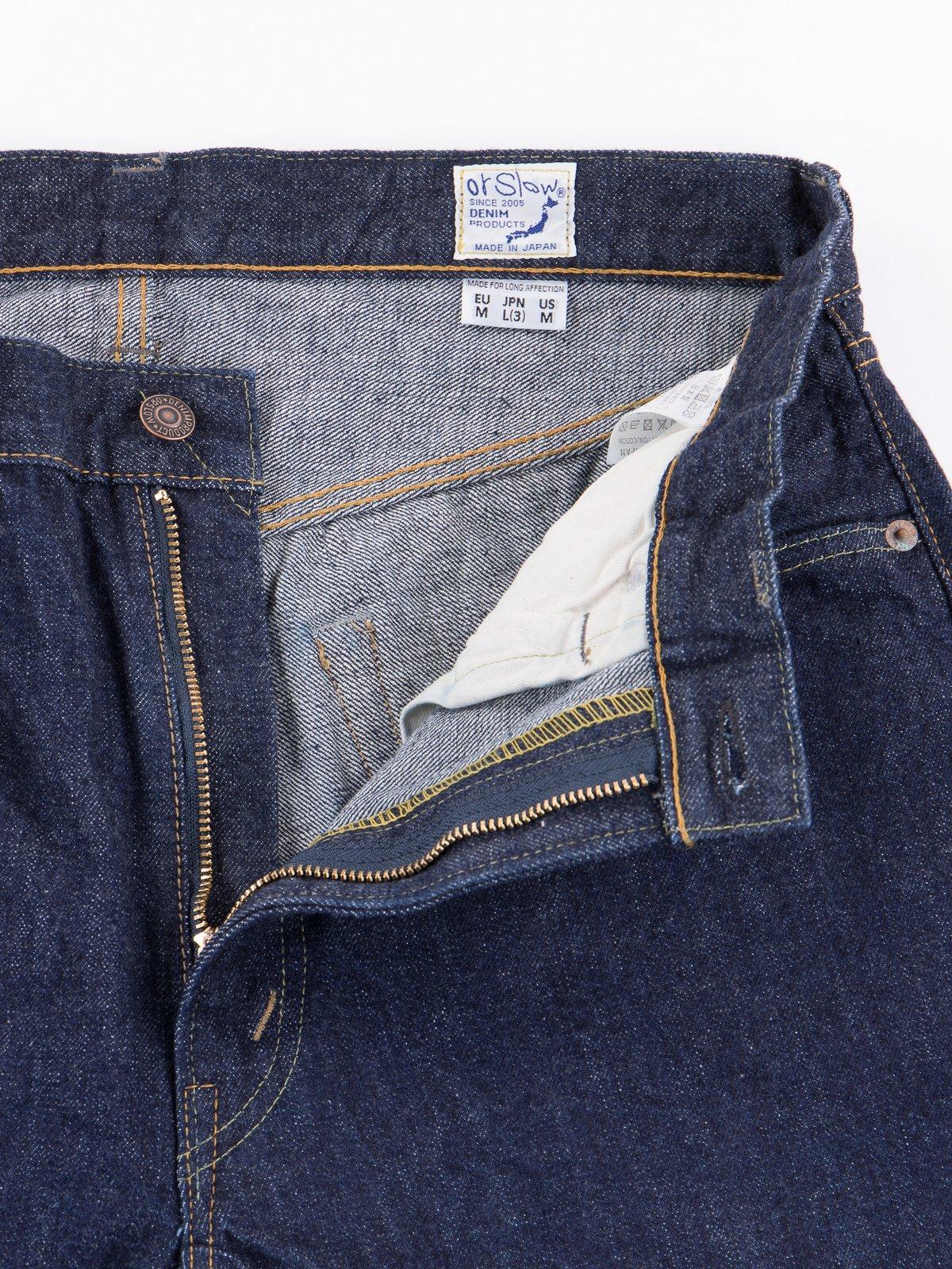 One Wash 107 Slim Fit Jean - Image 4