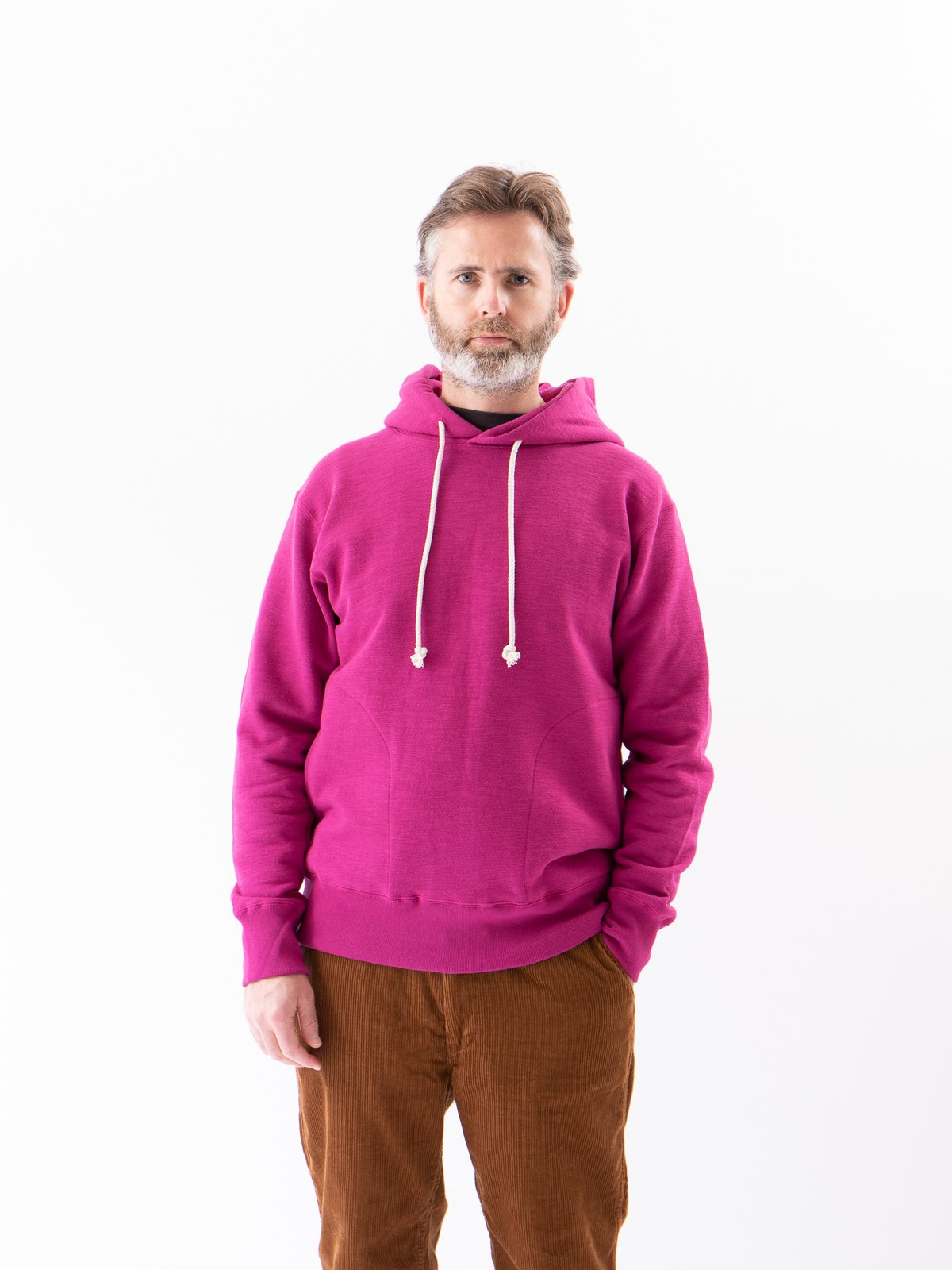 Ash Rose GG Sweat Pullover Parka - Image 2