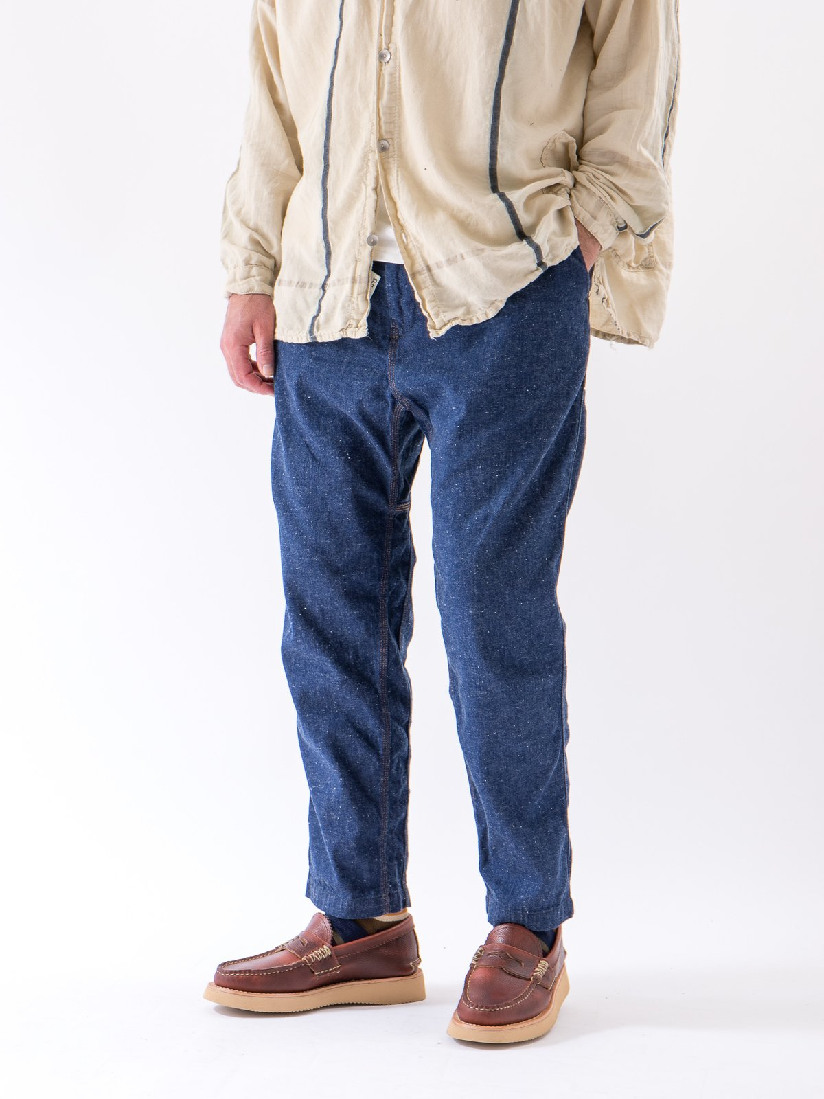 One Wash Denim TBB Climbing Pant - Image 2