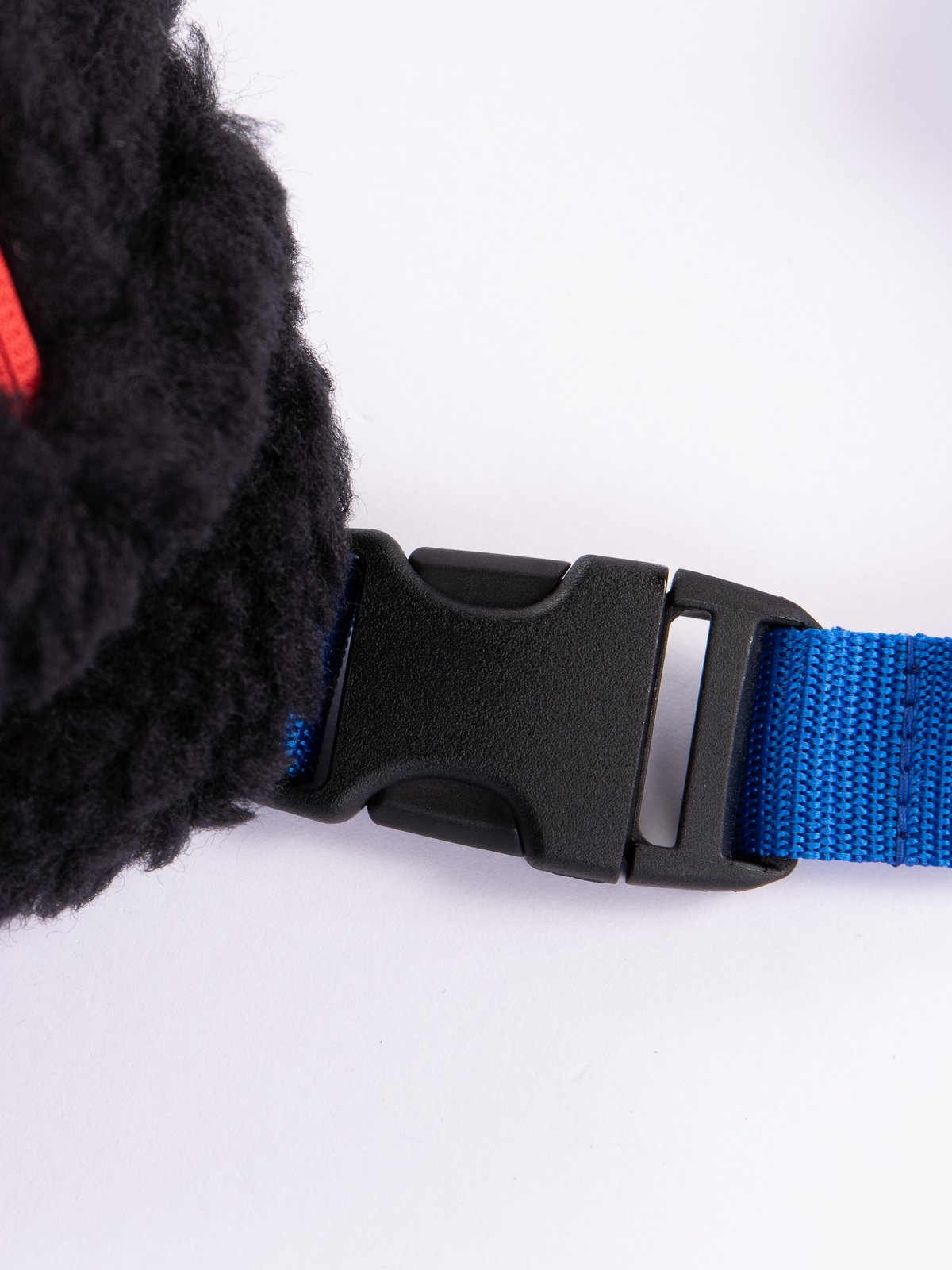 Black Teddy Waist Bag - Image 4