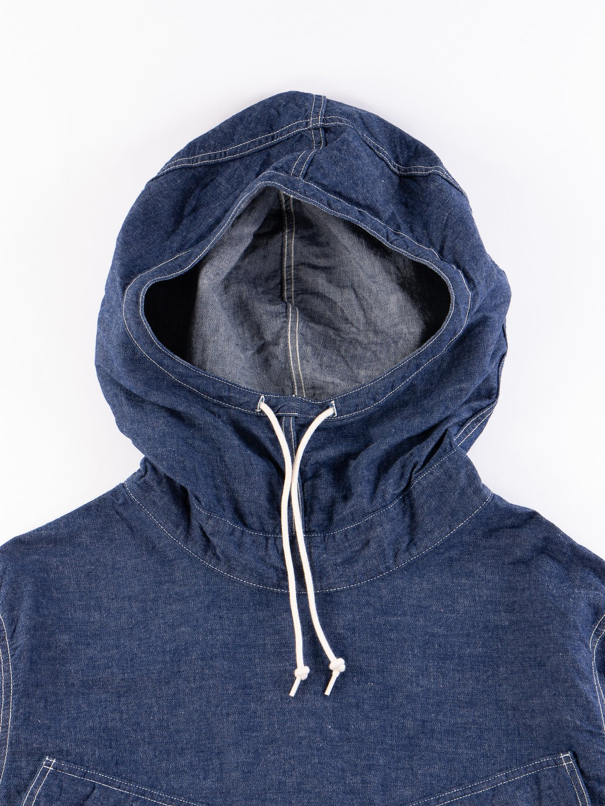 One Wash US Navy Salvage Hooded Parka - Image 3