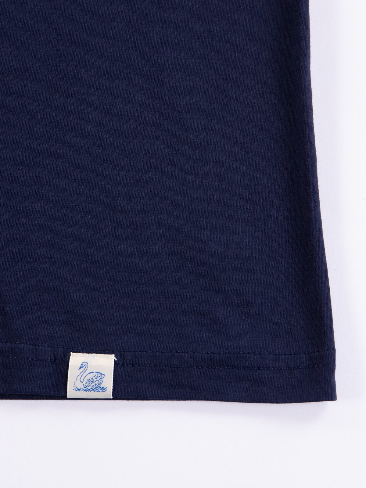Deep Blue Good Basics CTP01 Pocket Crew Neck Tee - Image 4