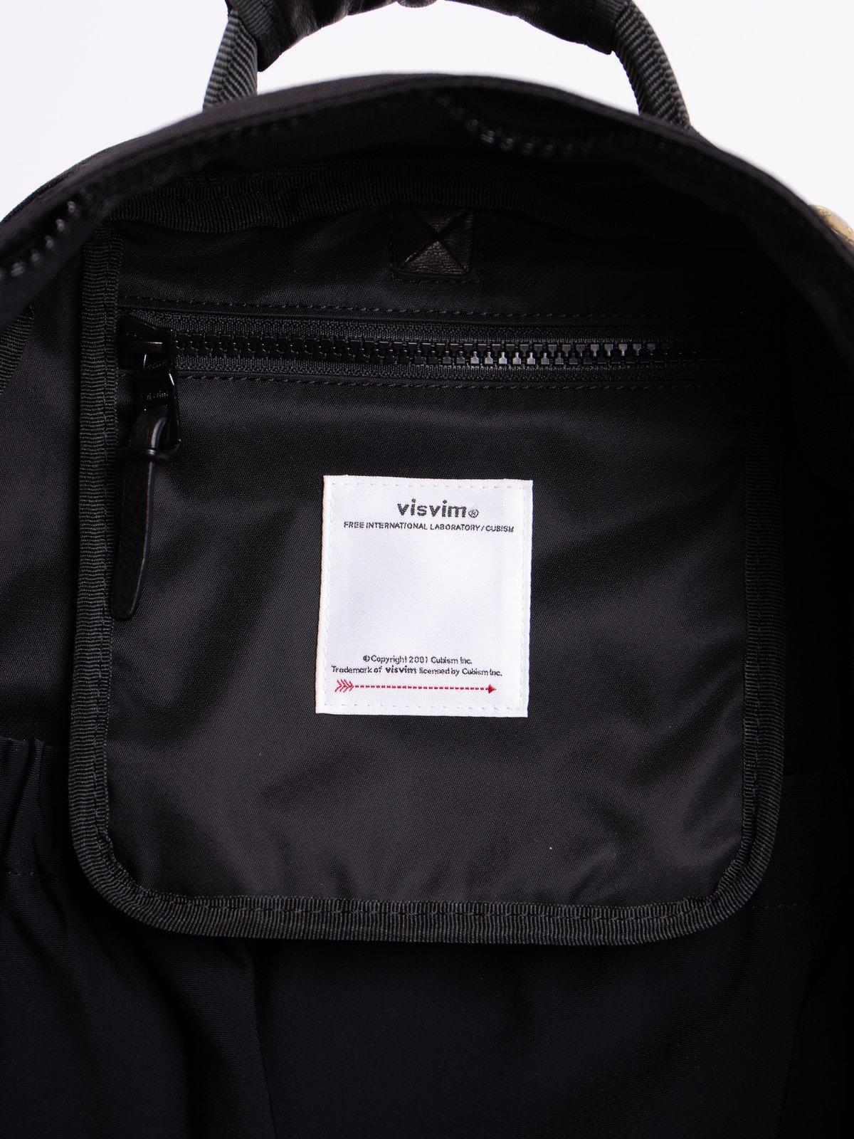 Black Fra Veg Lamb 22L Cordura Backpack - Image 5