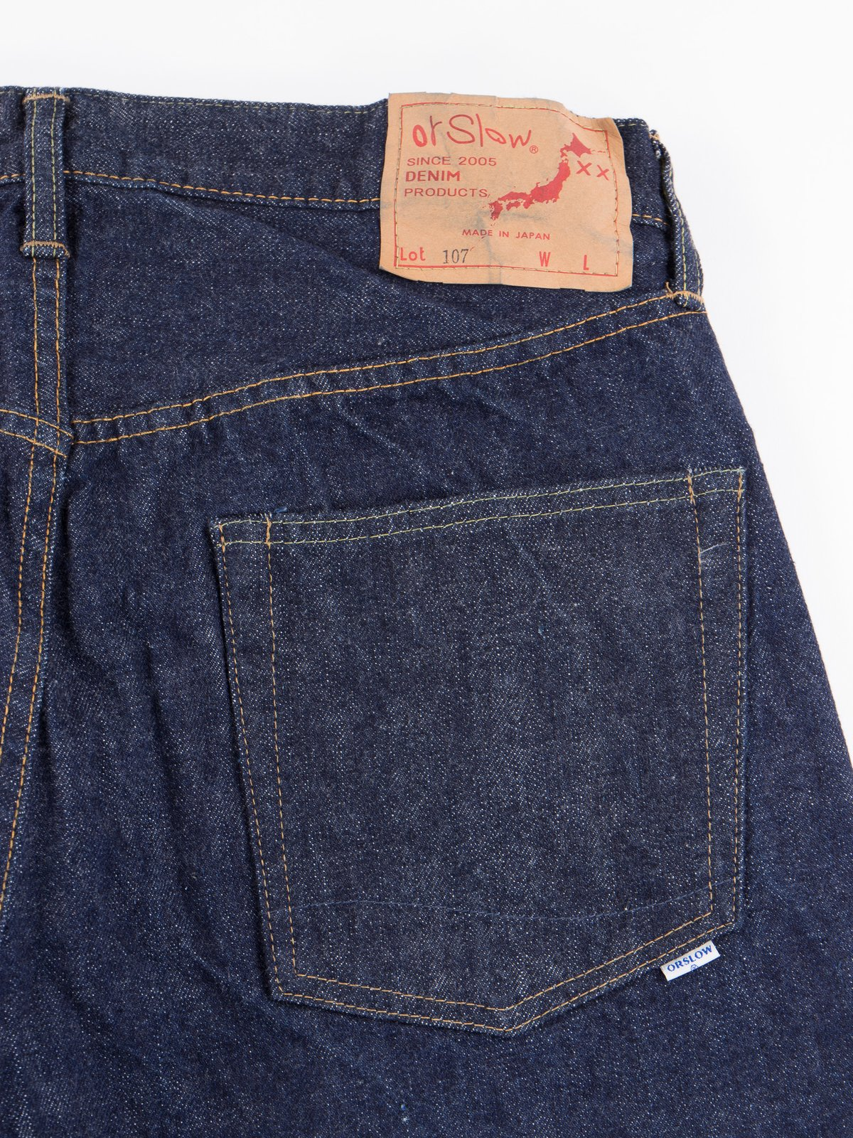 One Wash 107 Slim Fit Jean - Image 6
