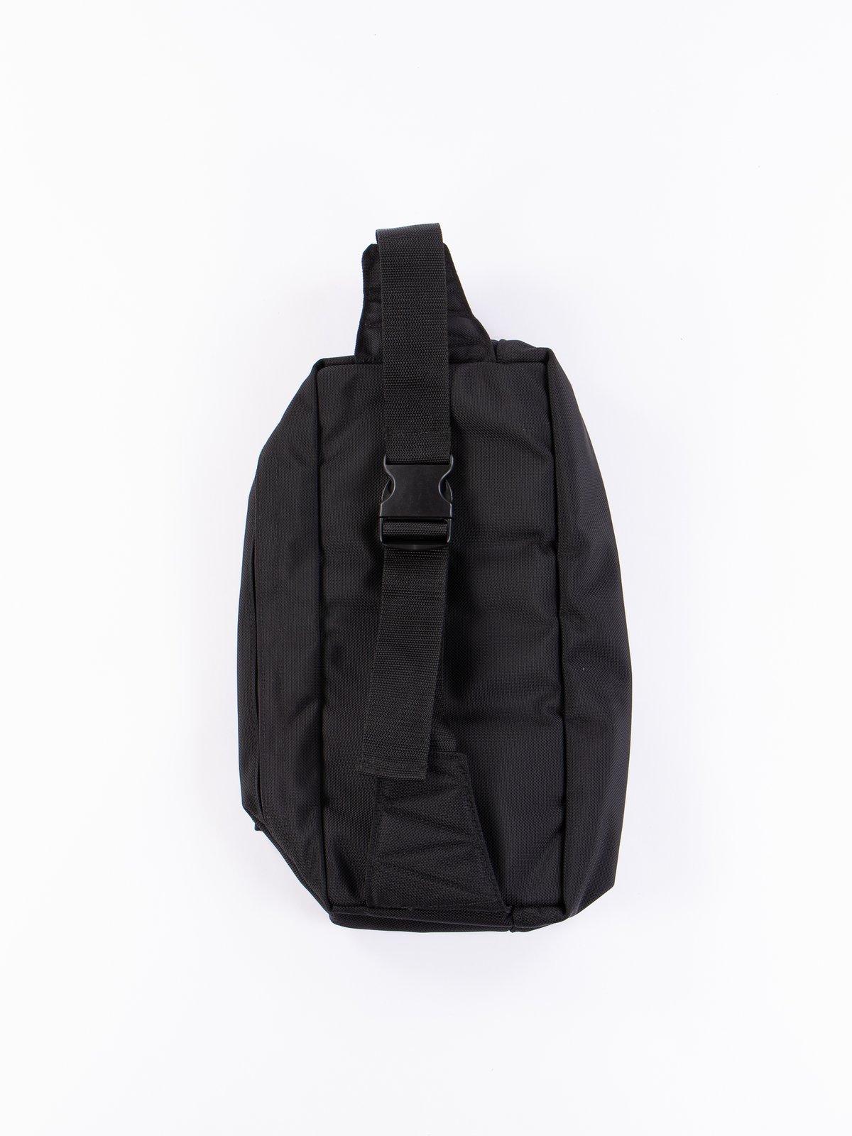 Black Ballistic Nylon Hunter's Field Bag - Image 4