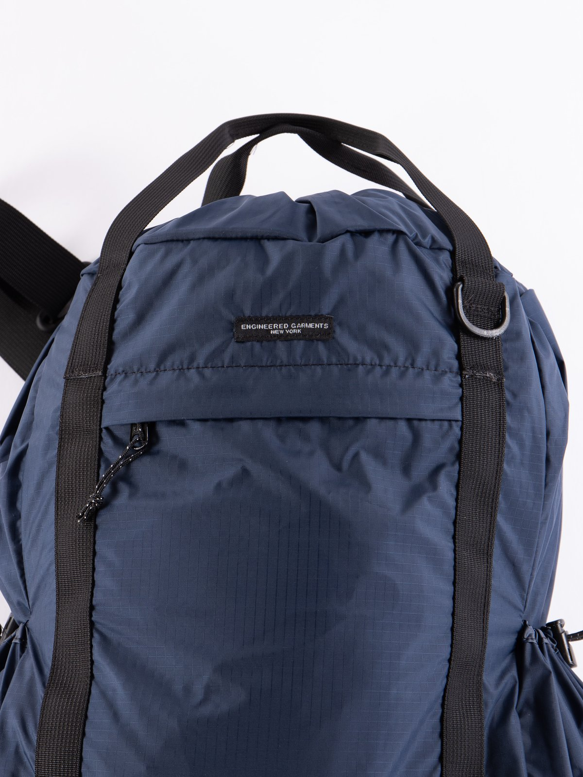 Navy Nylon Ripstop UL 3 Way Bag - Image 2