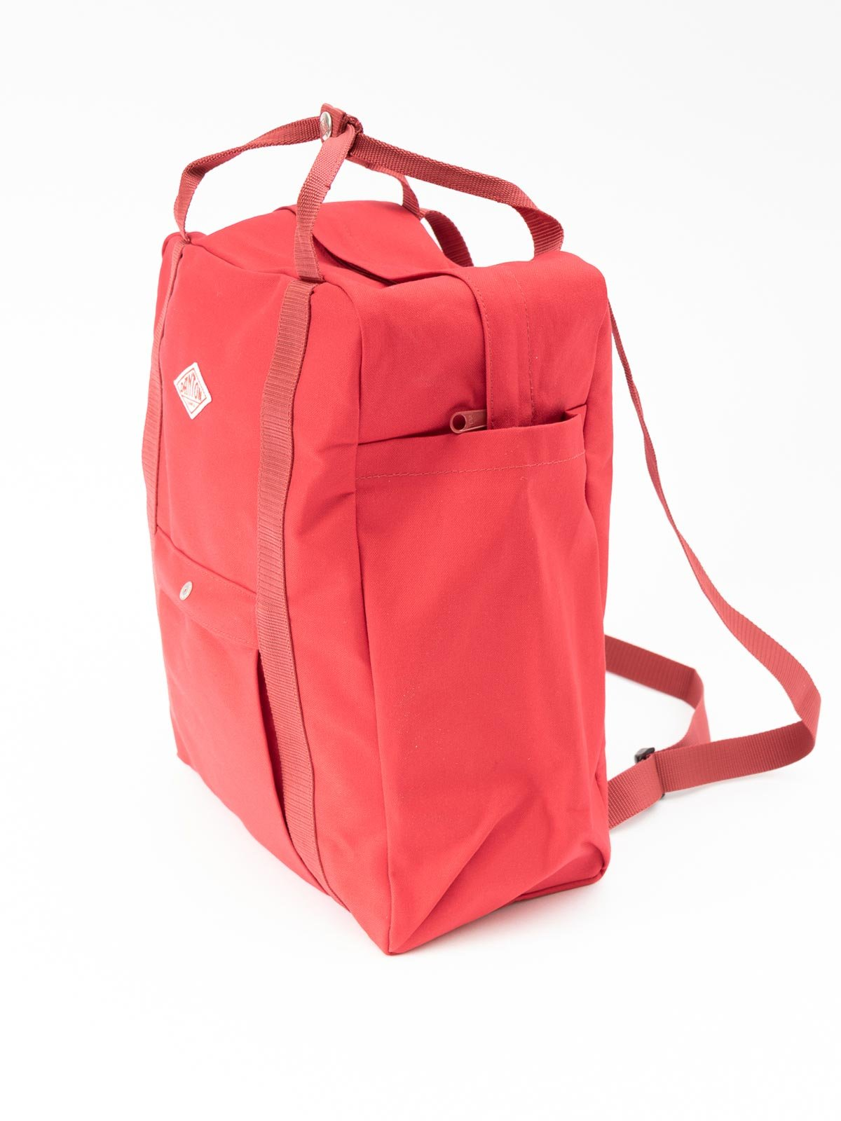 UTILITY BAG RED - Image 3