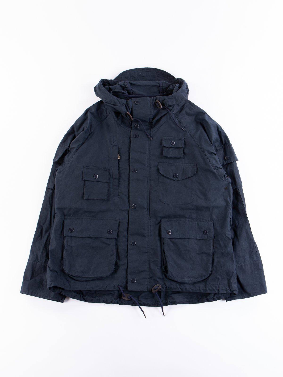 Navy Thompson Jacket - Image 1