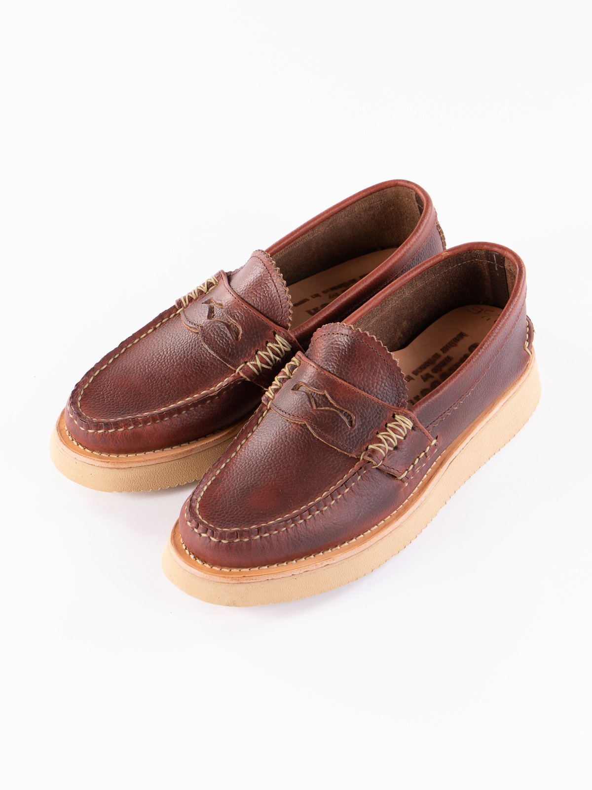SG Tan Loafer Shoe Exclusive - Image 2