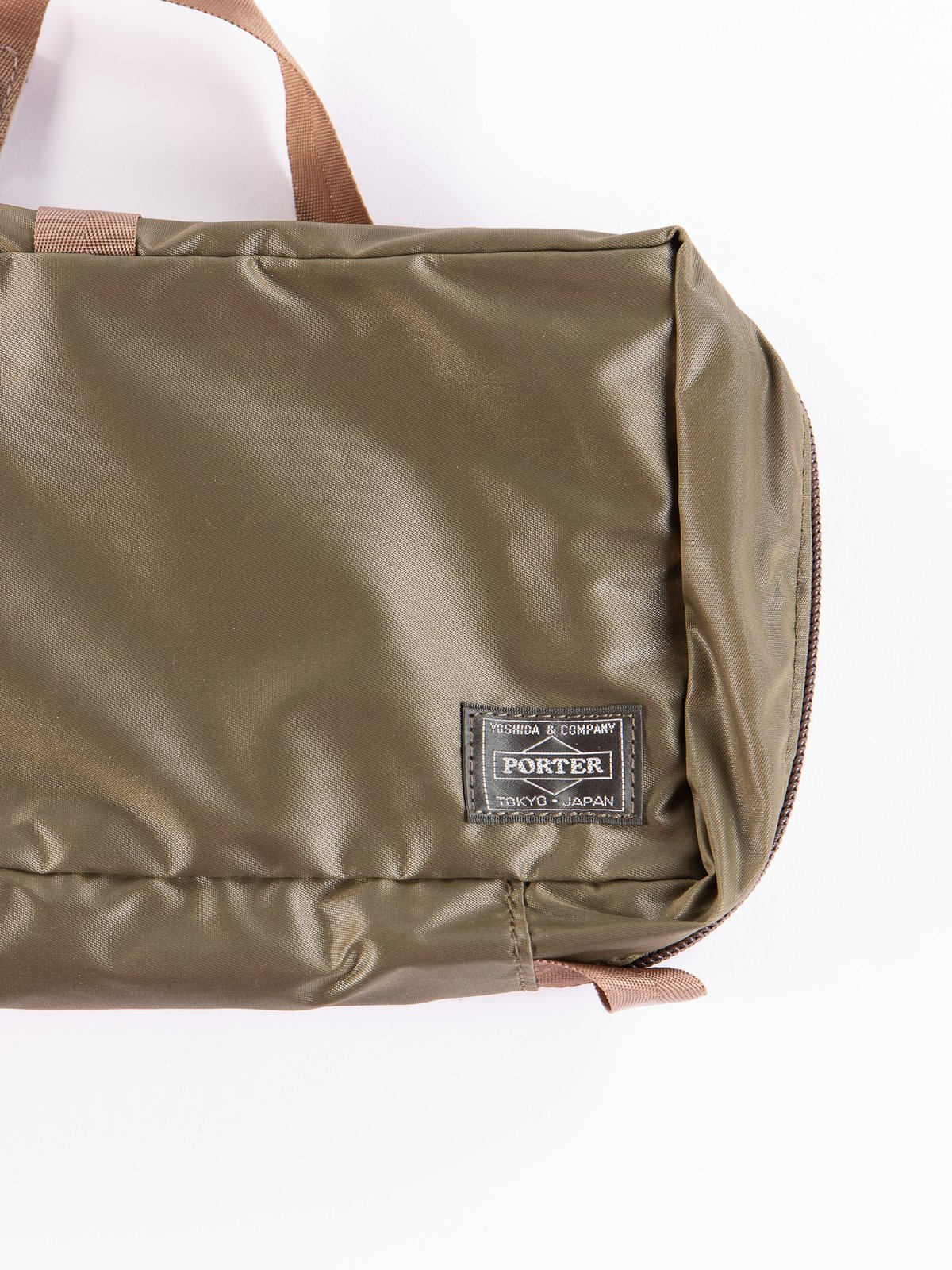 Olive Drab Snack Pack 09811 Cosme Pouch - Image 2