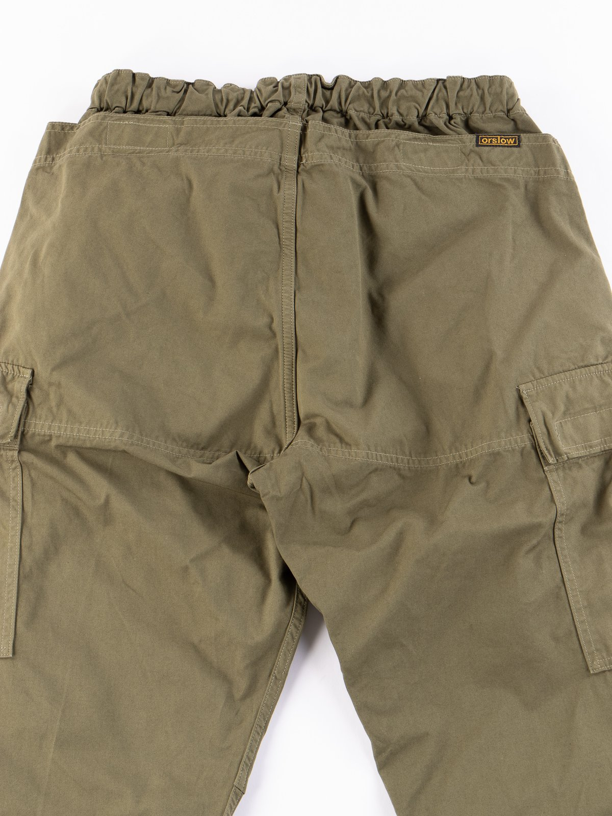 Army Weather Cloth Easy Cargo Pant - Image 9