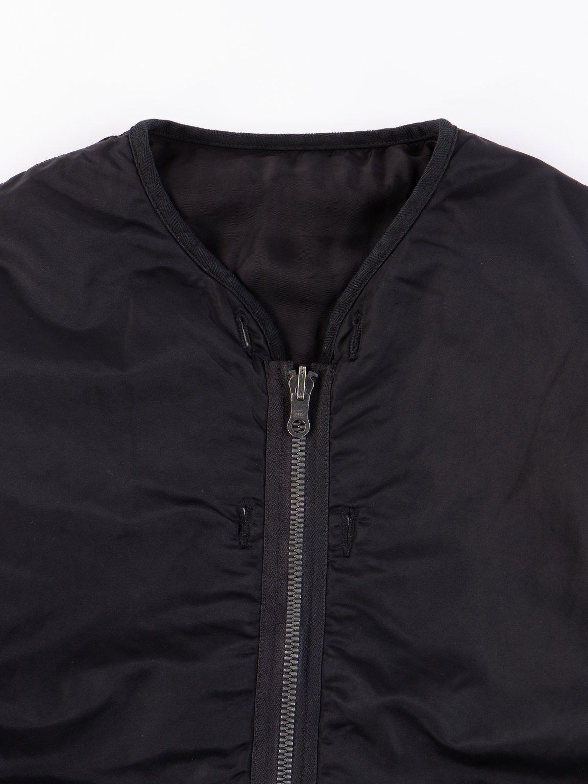 Black Iris Liner Jacket - Image 2
