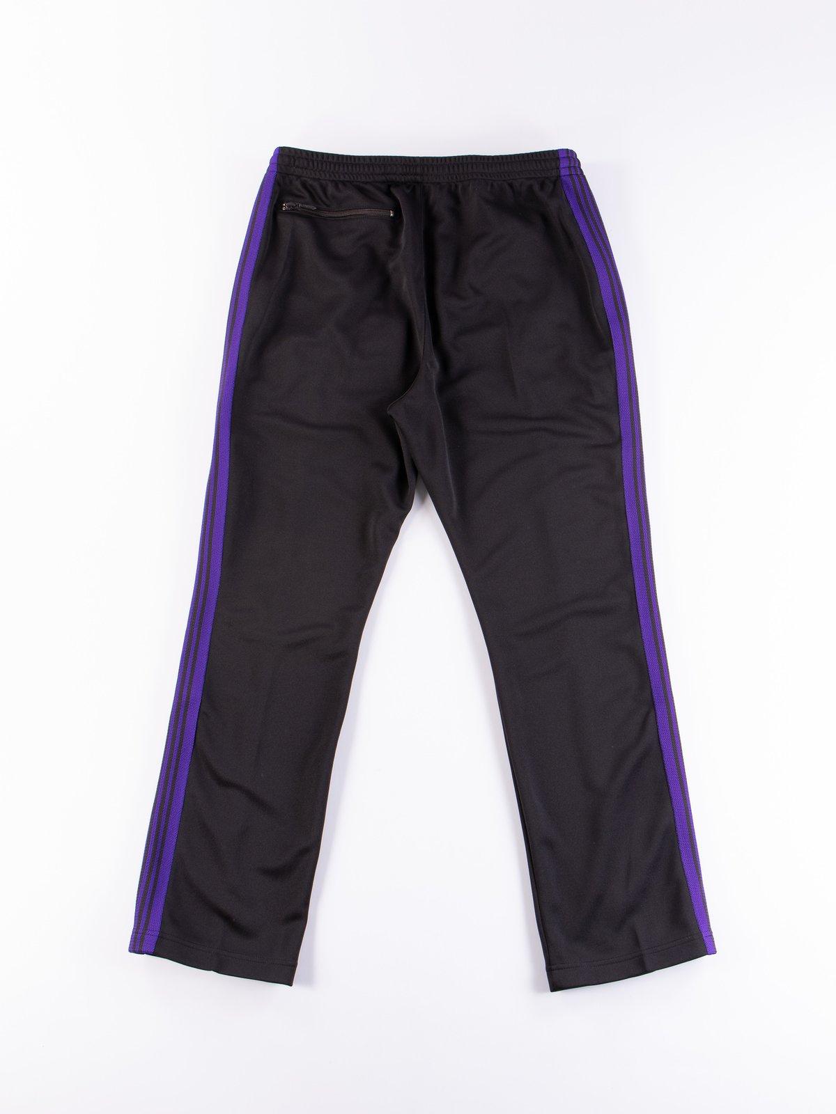 Charcoal Narrow Track Pant - Image 5
