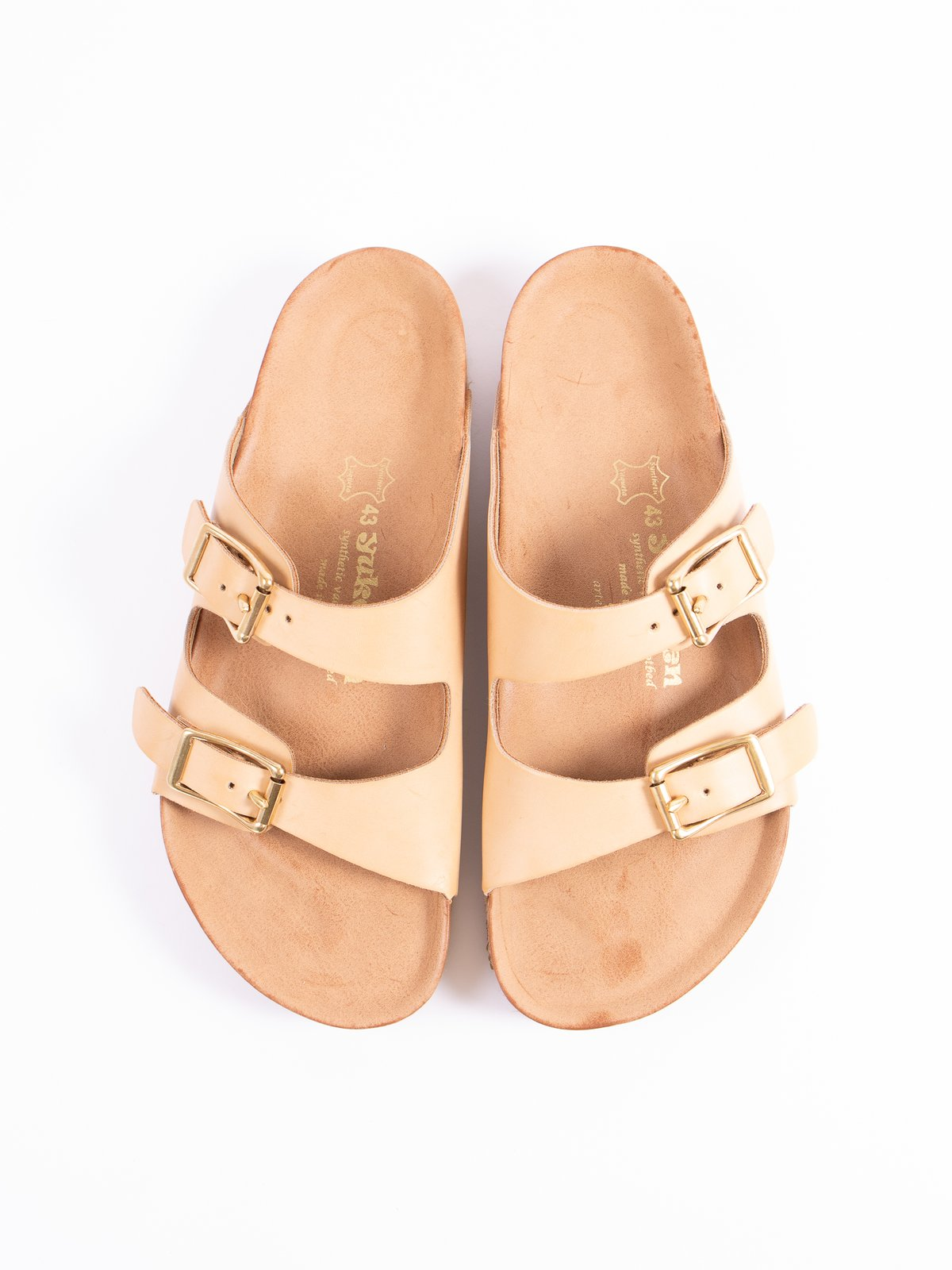 Natural Arizonian Sandal - Image 5