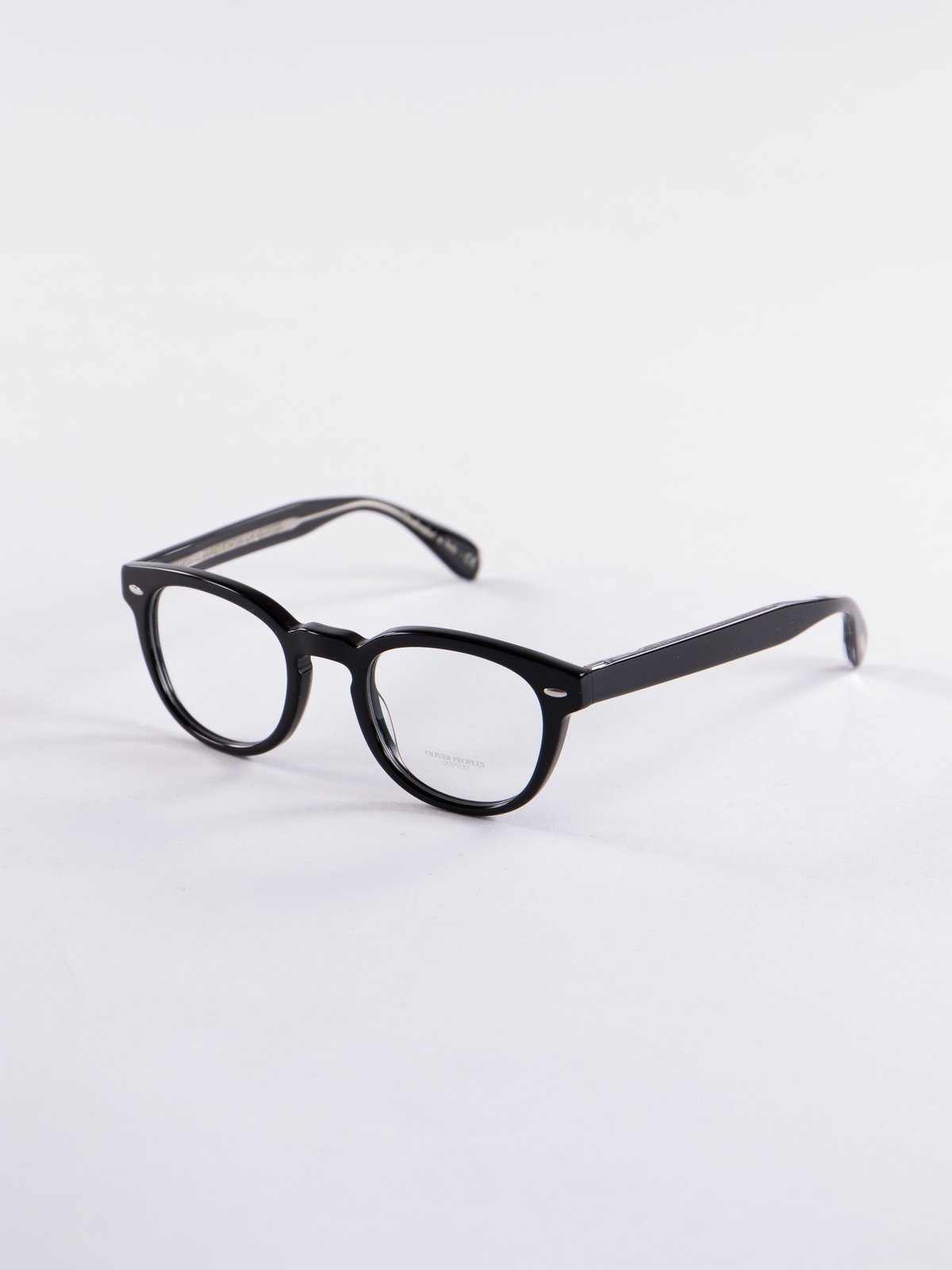 Black Sheldrake Optical Frame - Image 3