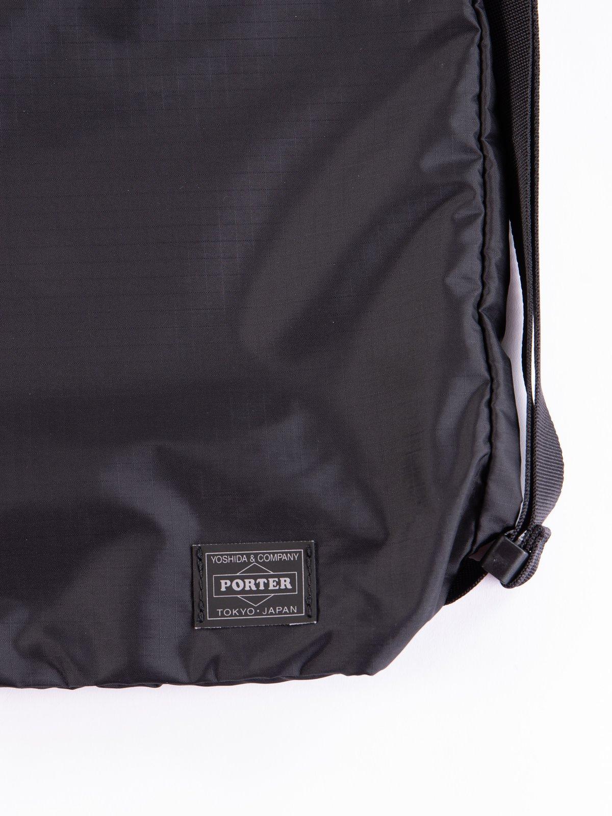 Black Flex 2Way Shoulder Bag - Image 2