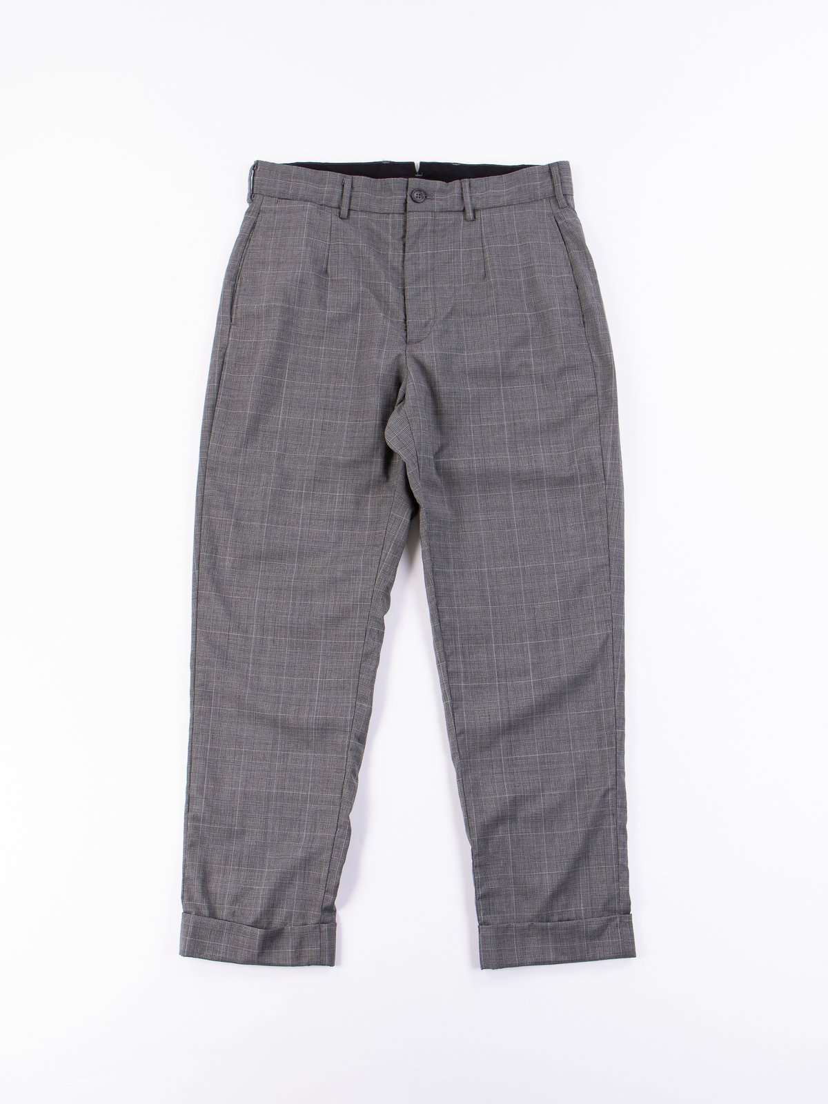 20361749ff4a Grey Glen Plaid Tropical Wool Andover Pant by Engineered Garments ...