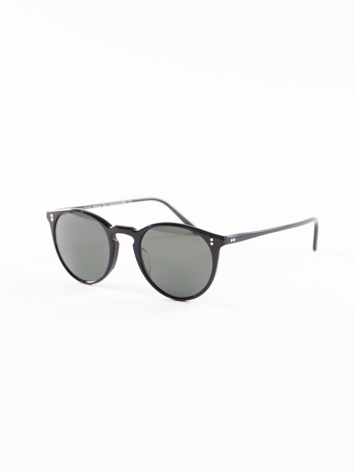 Black/Grey Polar O'Malley Sunglasses - Image 2