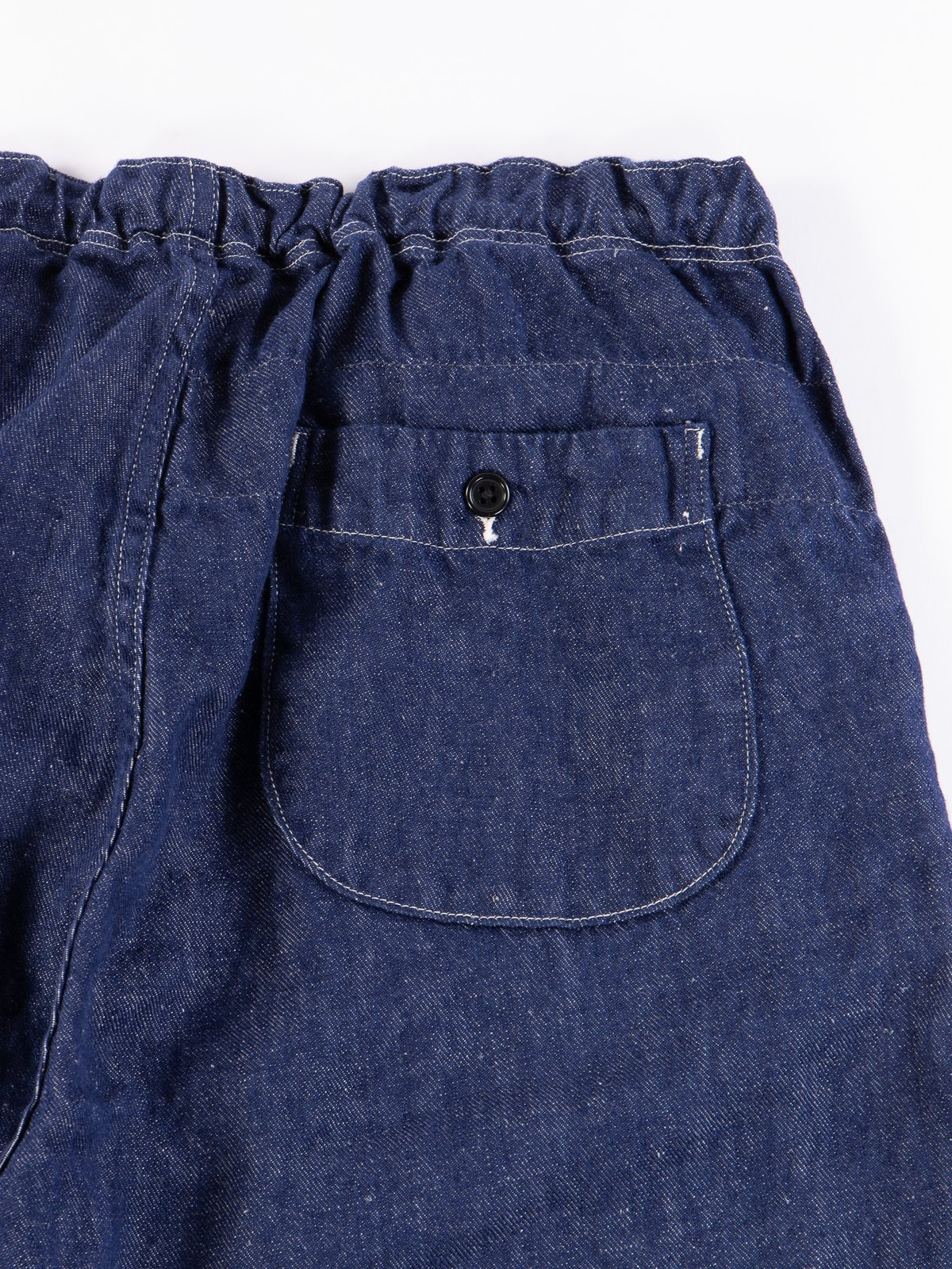 One Wash Denim TBB Mill Pant - Image 7