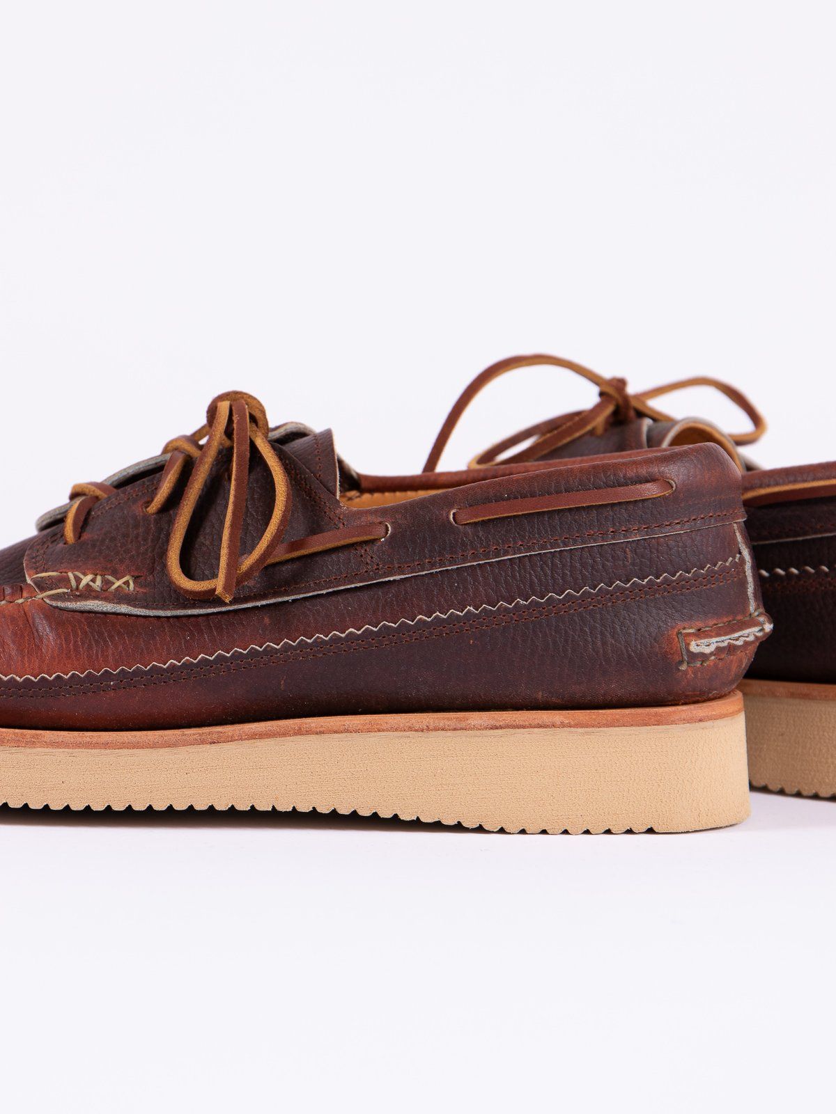Chromepak Brown Boat Shoe Exclusive - Image 4