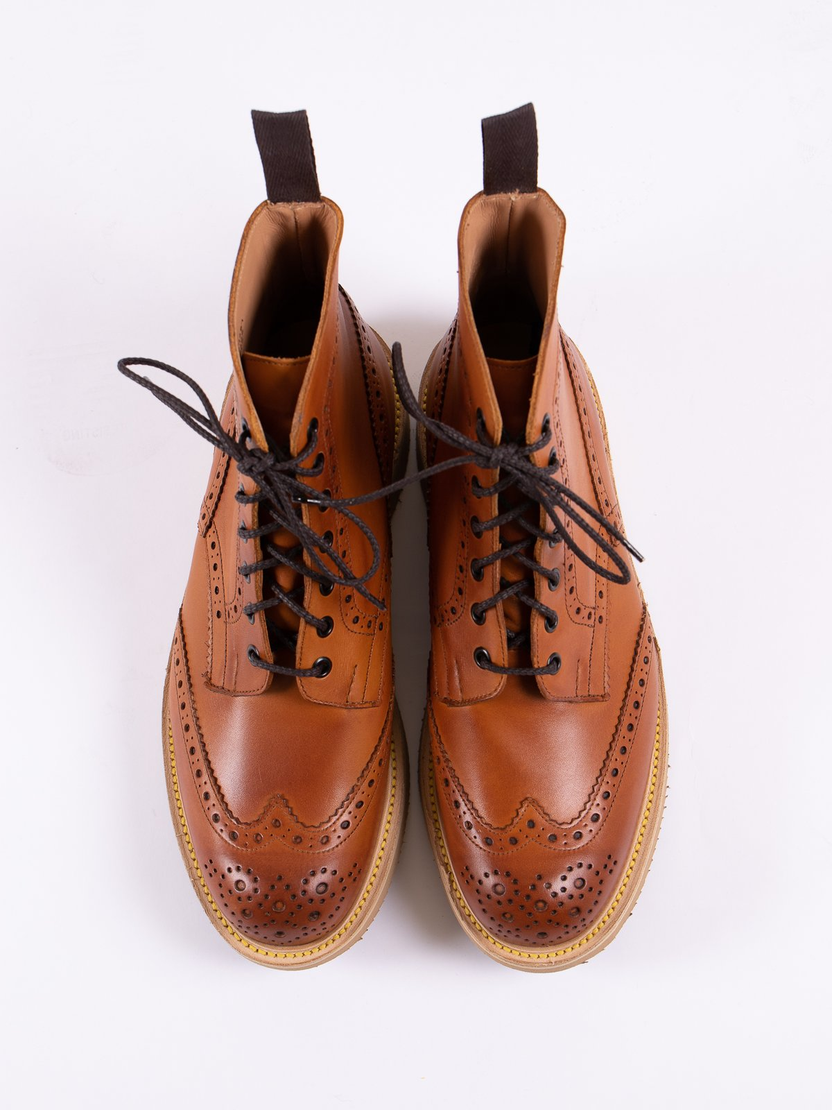 Acorn Funchal Brogue Stow Boot - Image 6