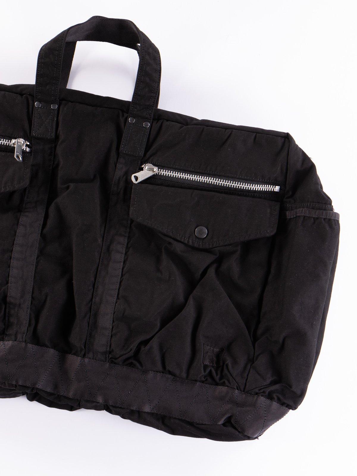 Black Crag 2Way Boston Bag Large - Image 2