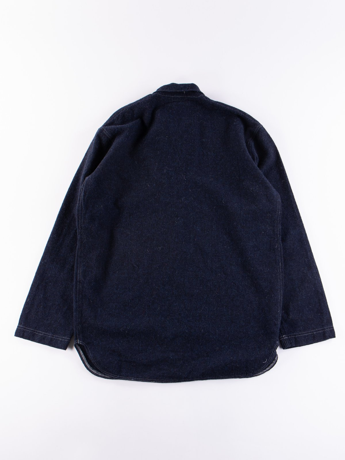 Navy Weavers Stock Tail Shirt - Image 5