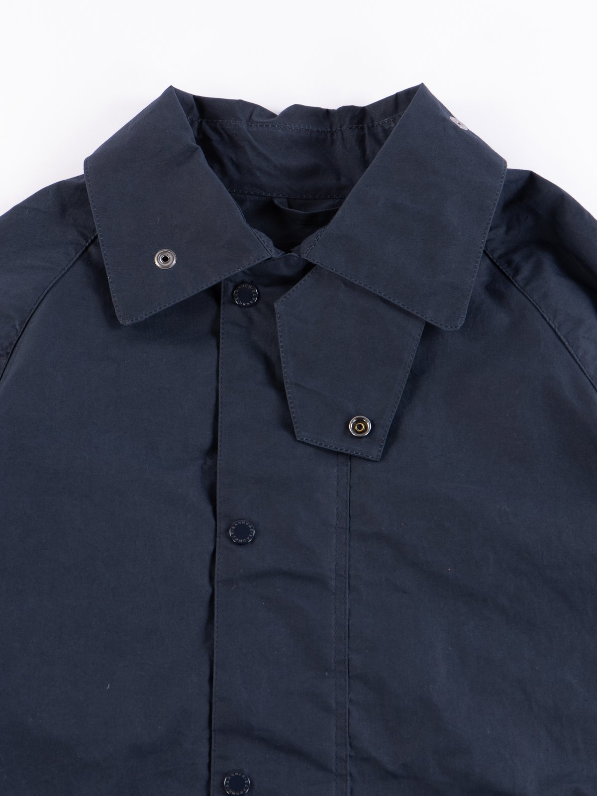 Navy South Overcoat - Image 3
