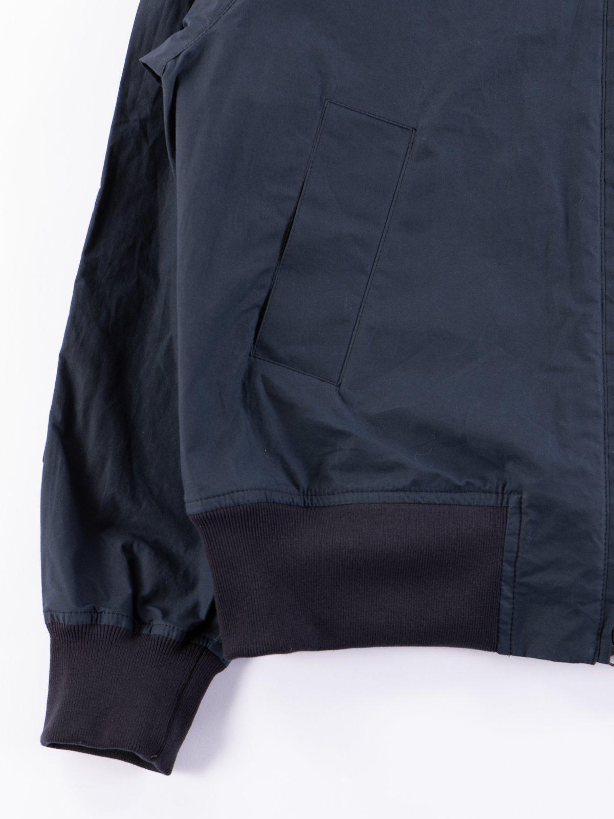 Navy Irving Jacket - Image 3