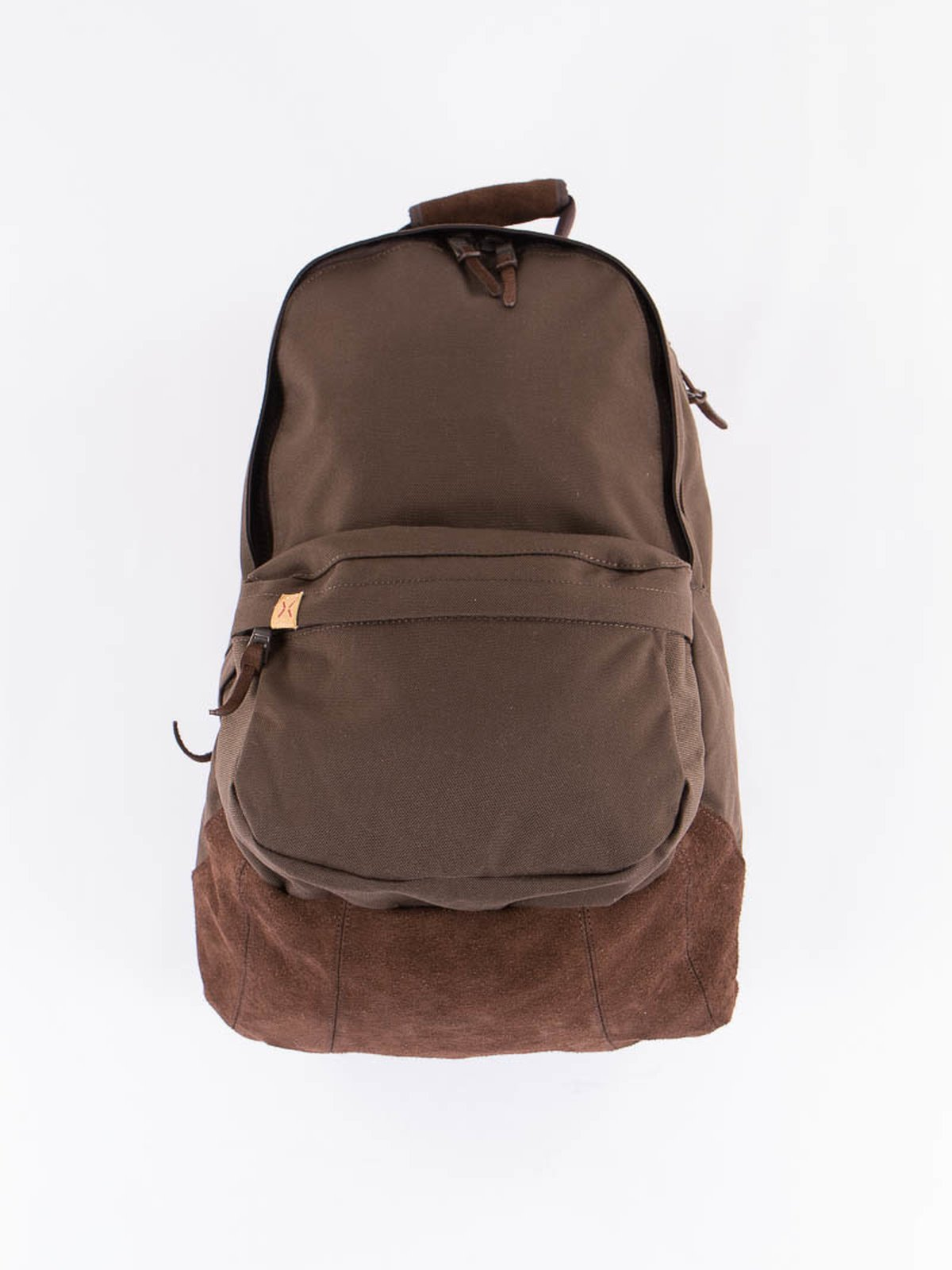 Brown 22L Ballistic Backpack - Image 1