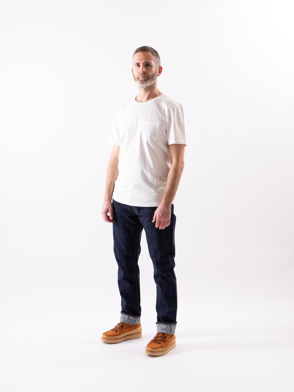 Indigo One Wash 107 Slim Fit Jean - Image 3