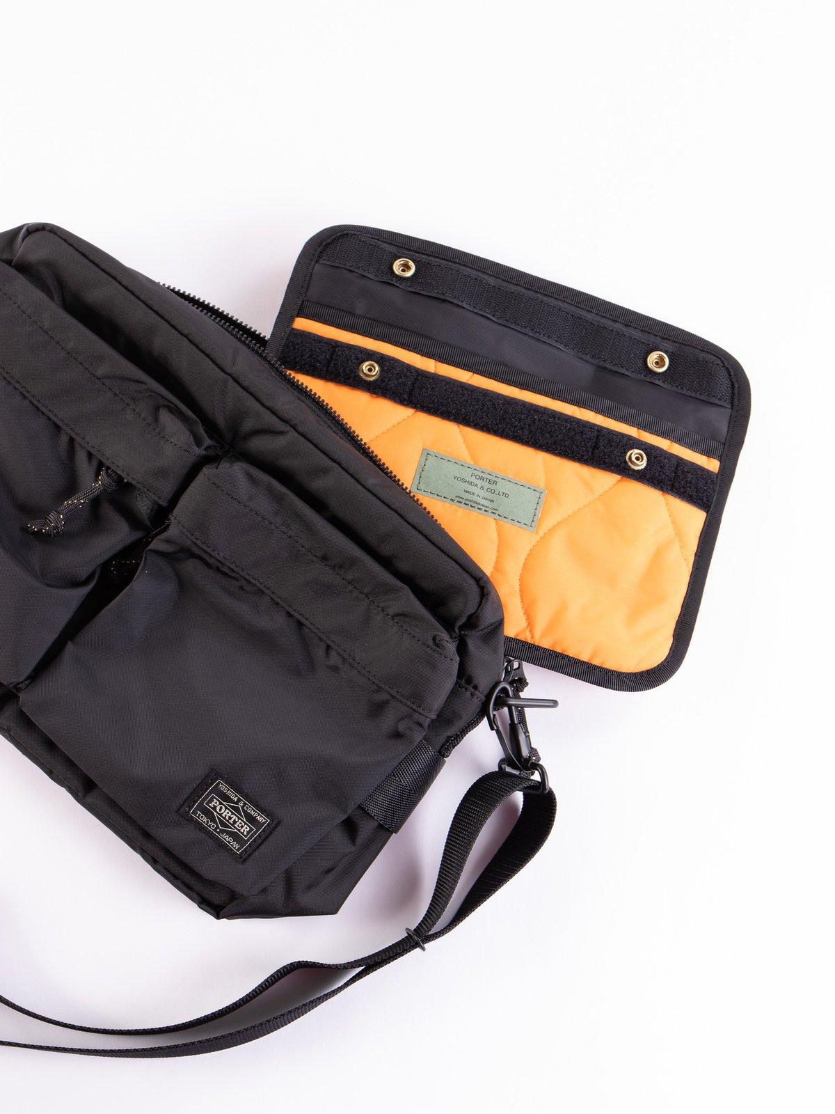 Black Force Small Shoulder Bag - Image 4