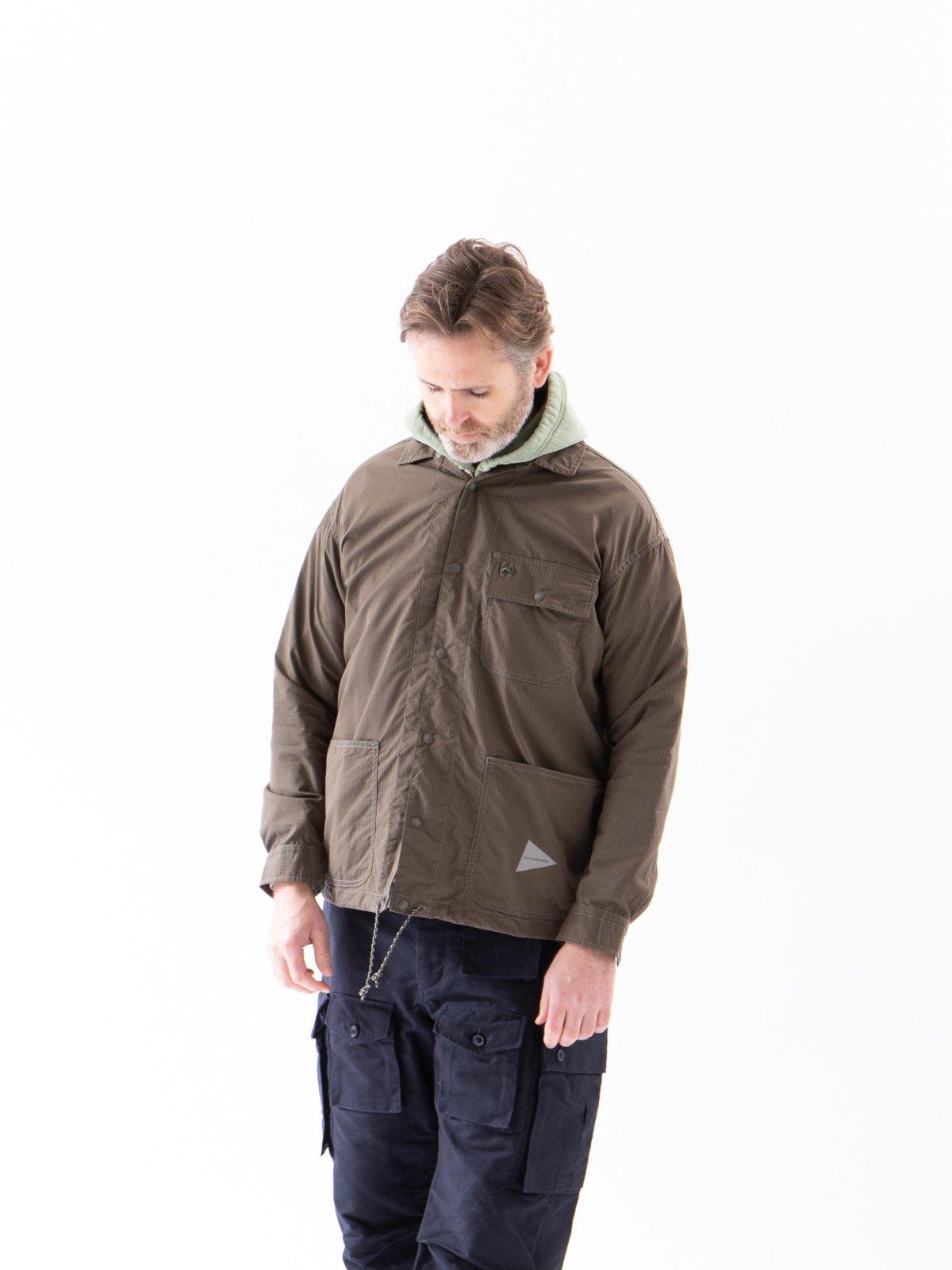 Khaki Dry Rip Shirt - Image 3