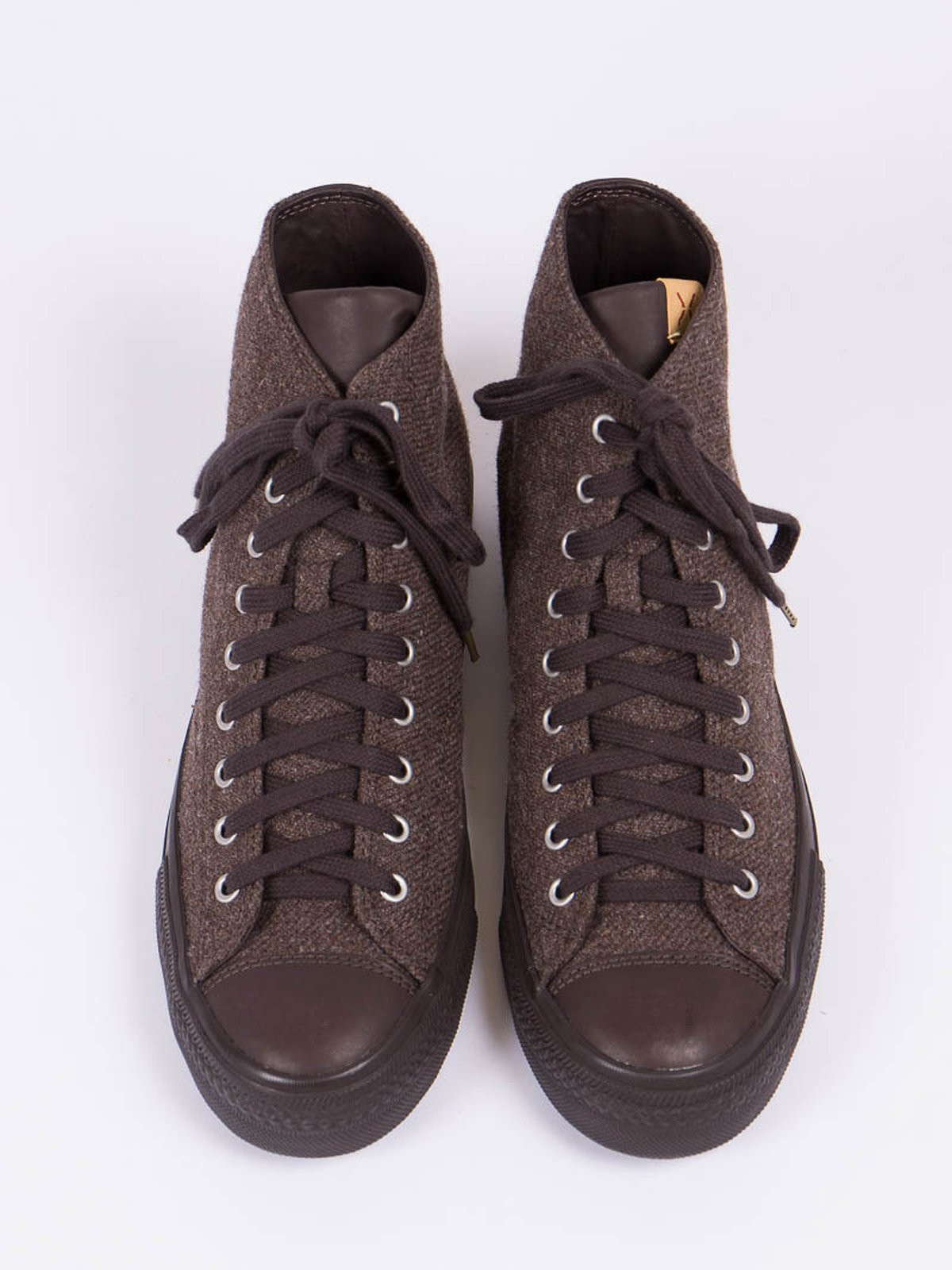 Brown Mil Twill Skayway Hi - Image 6