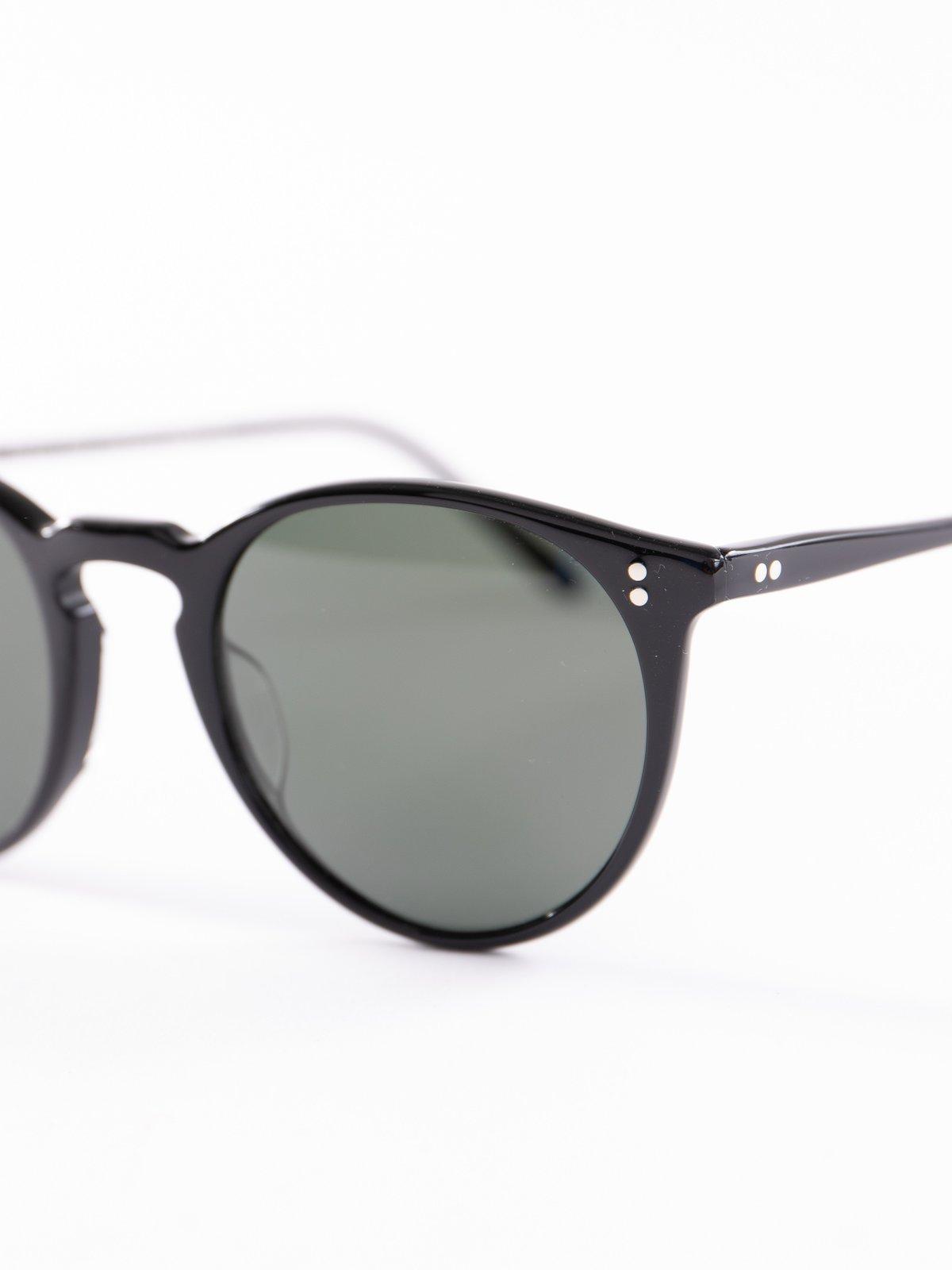 Black/Grey Polar O'Malley Sunglasses - Image 3