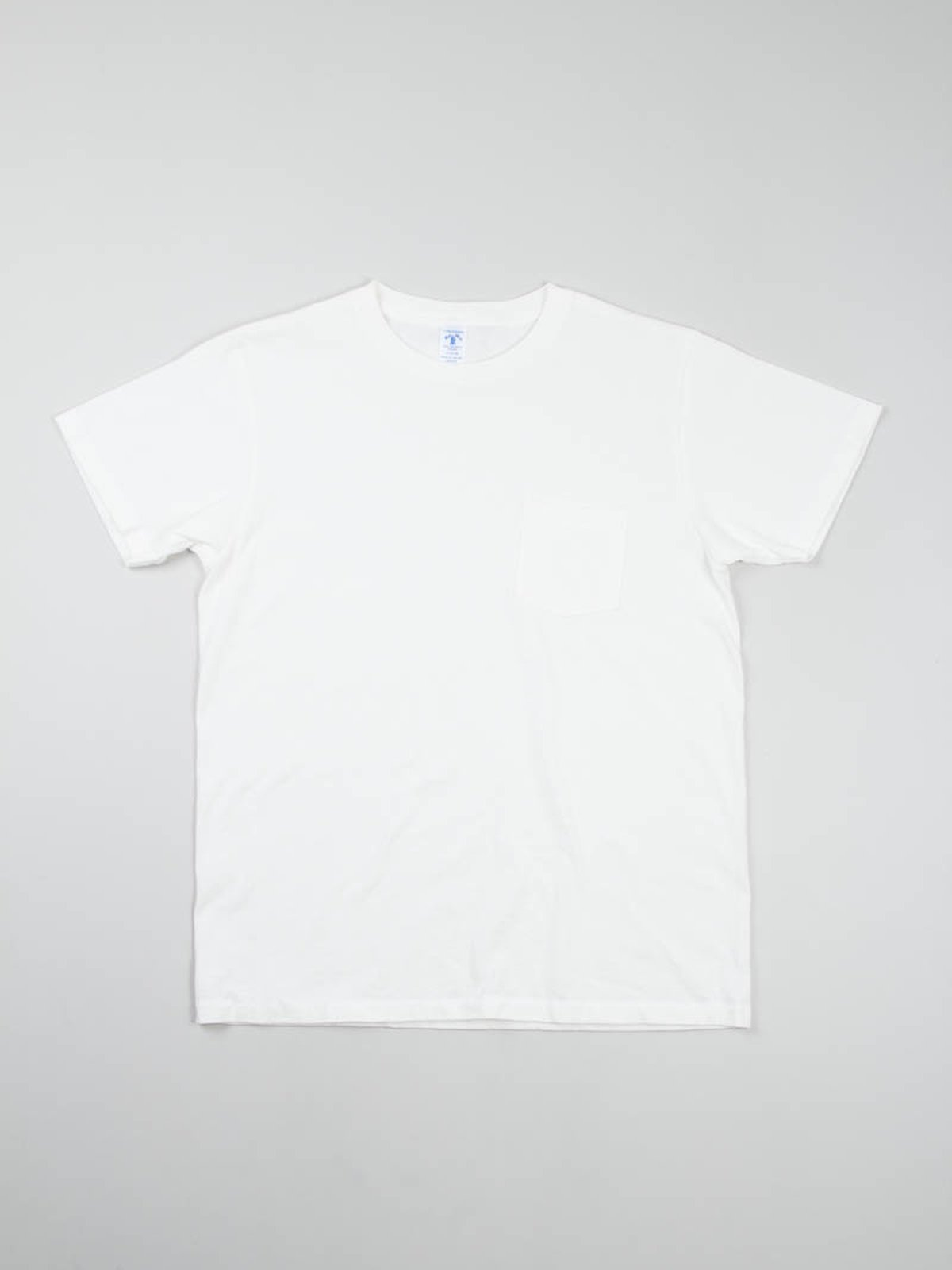 White/Heather Grey 2–Pac Pocket Tees - Image 3
