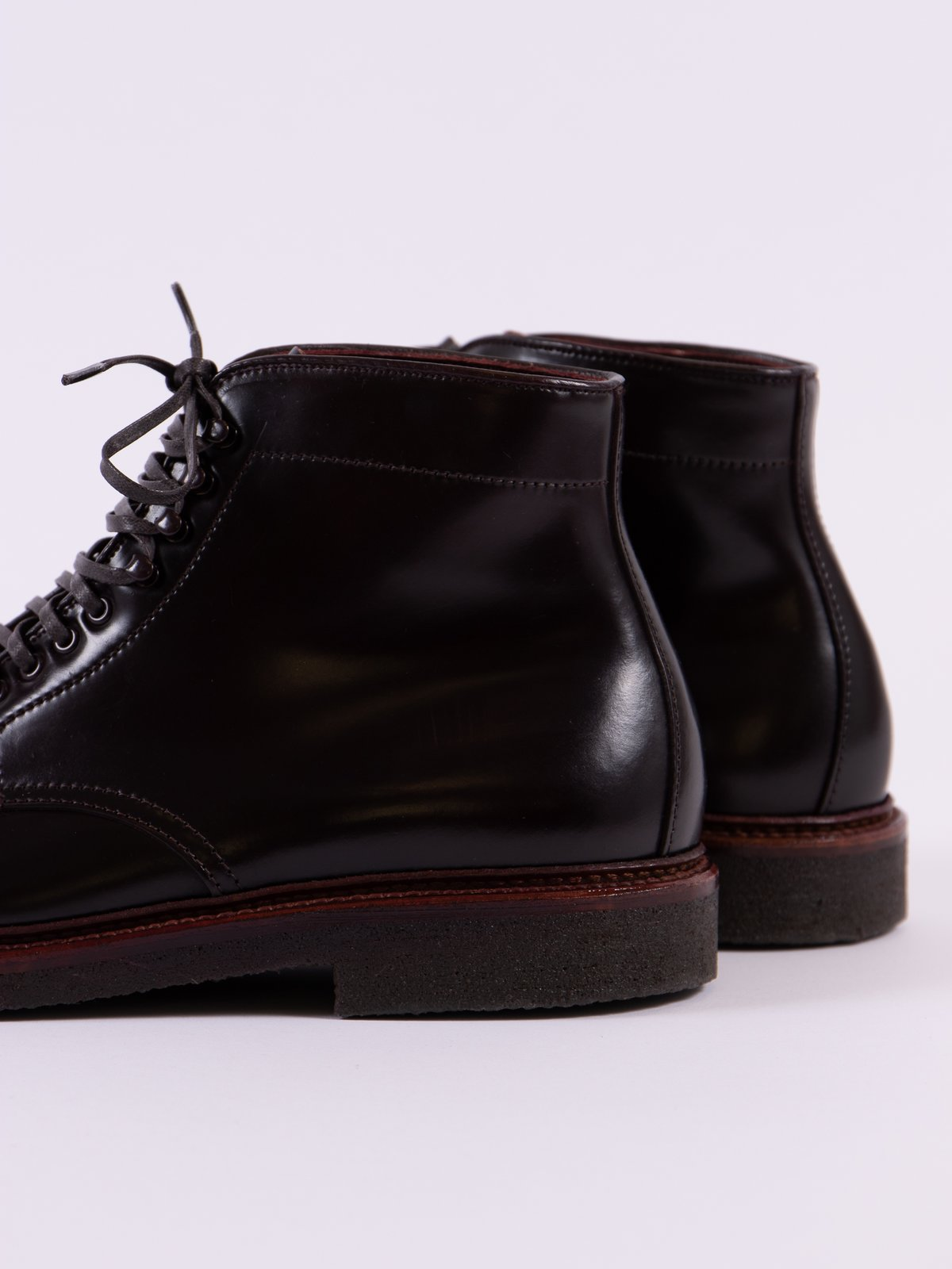 Color 8 Cordovan Indy Boot - Image 4
