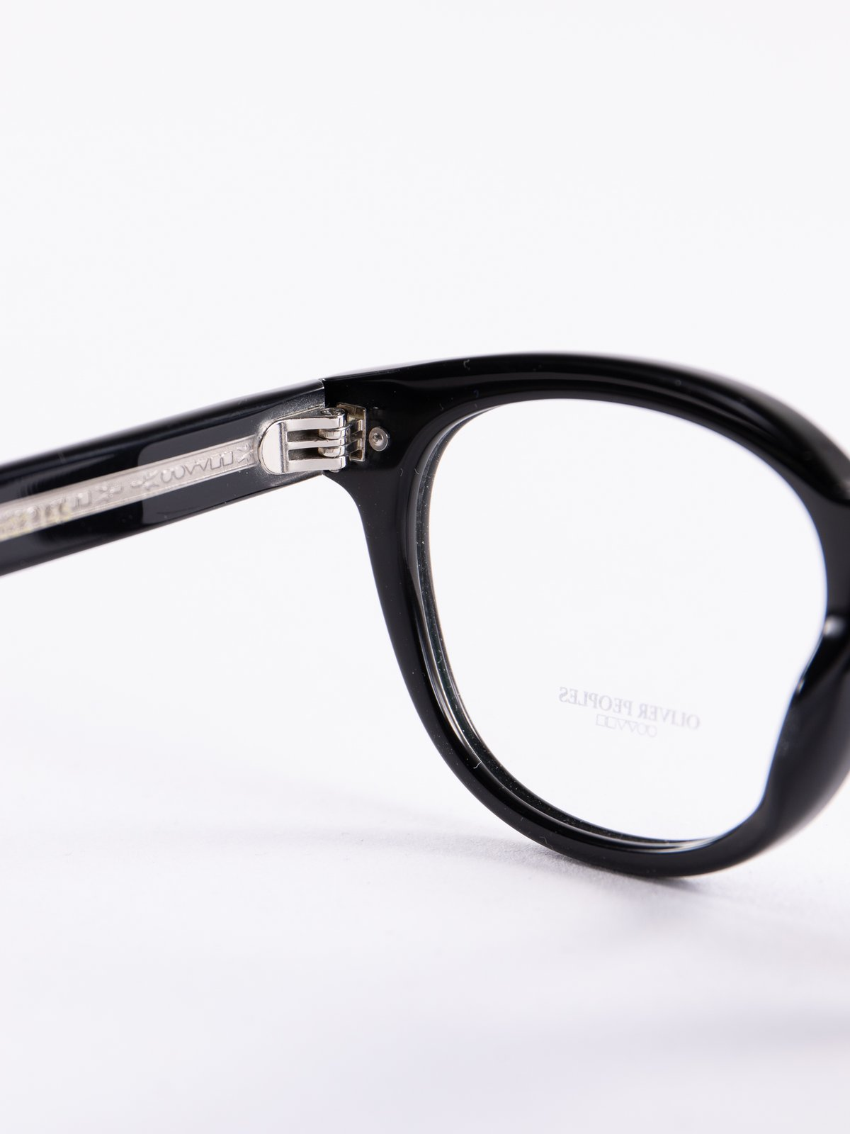 Black Sheldrake Optical Frame - Image 4