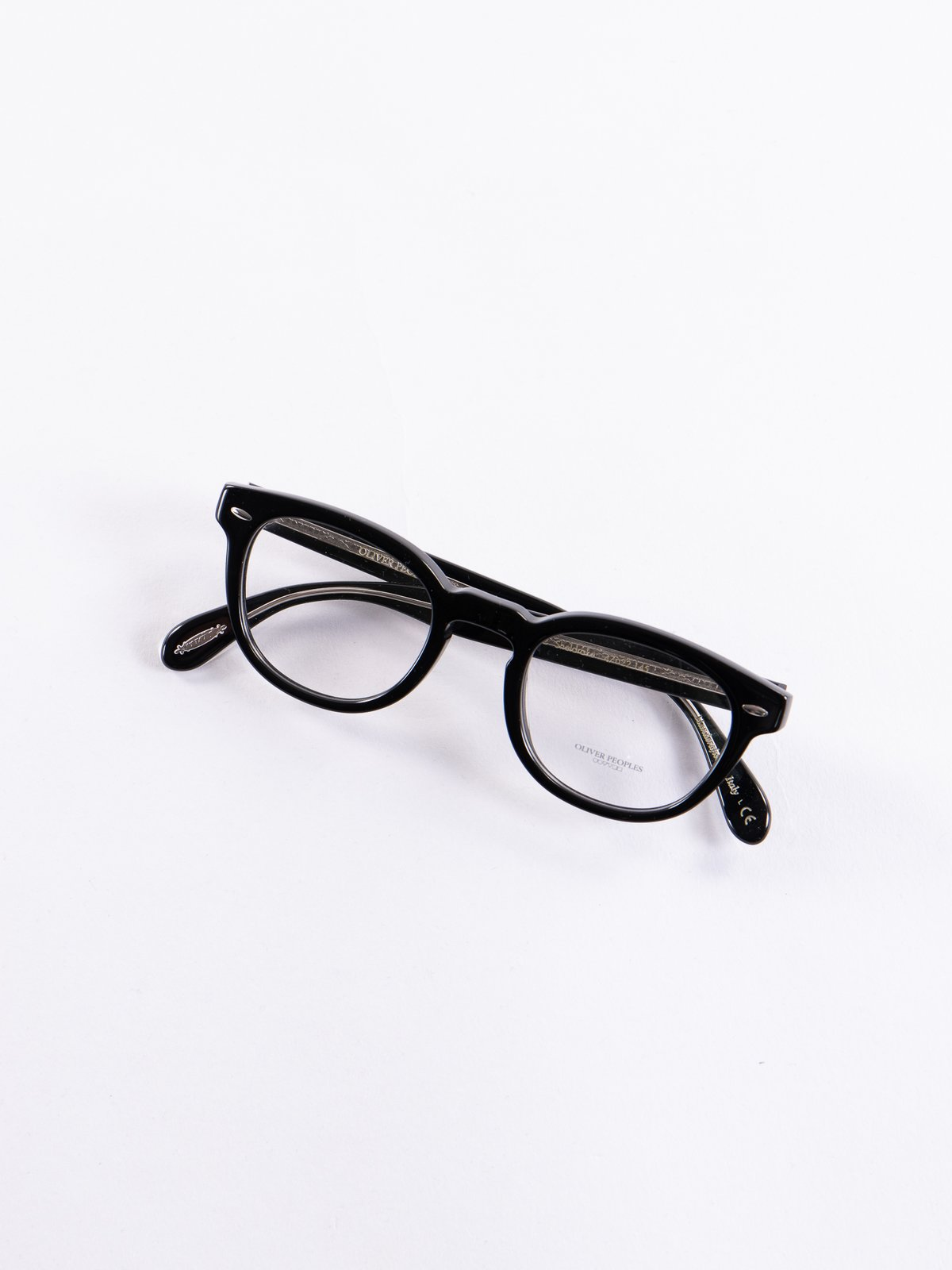 Black Sheldrake Optical Frame - Image 1