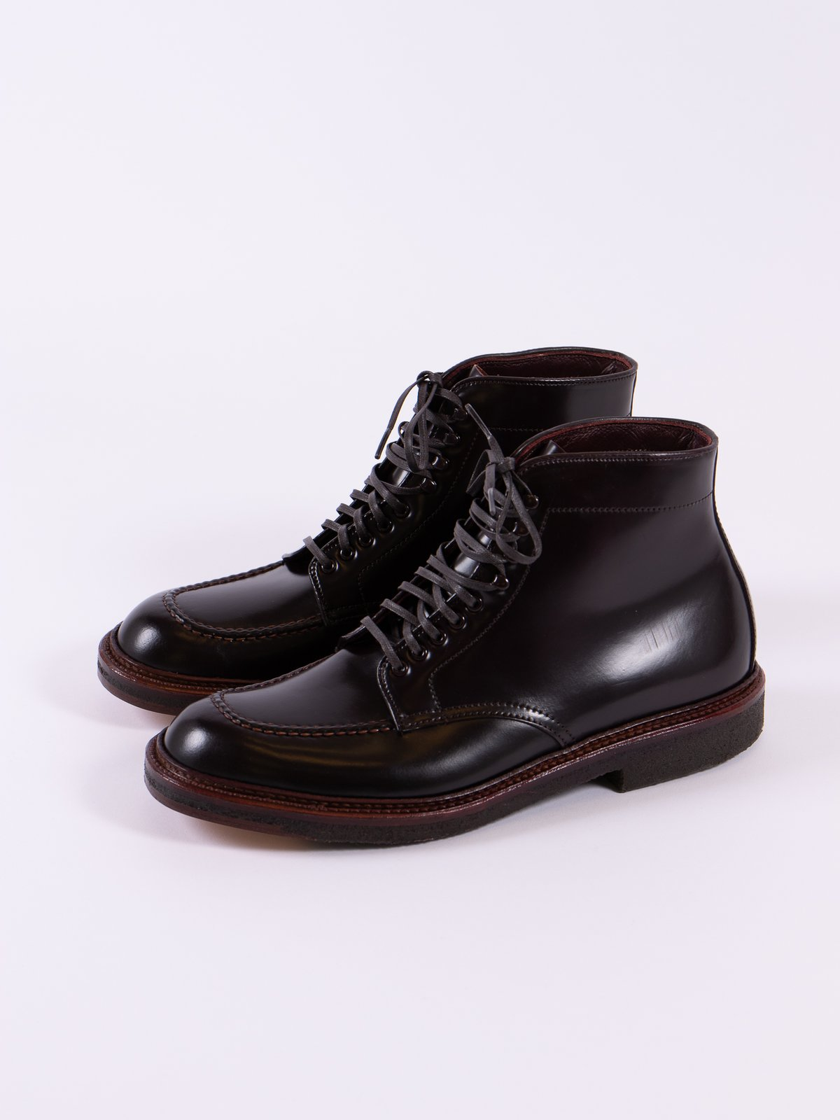 Color 8 Cordovan Indy Boot - Image 2