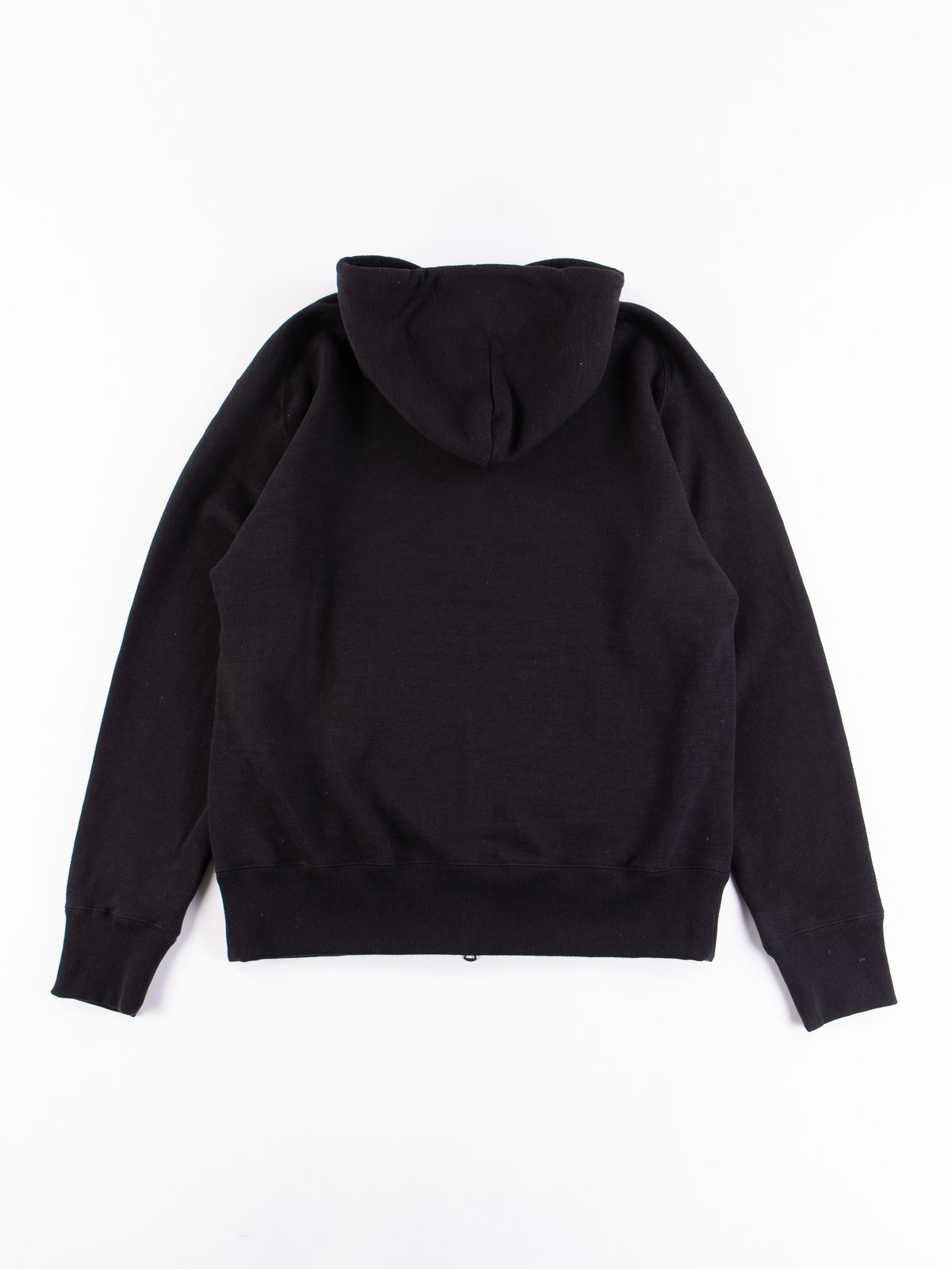 Black GG Full Zip Sweatshirt - Image 6