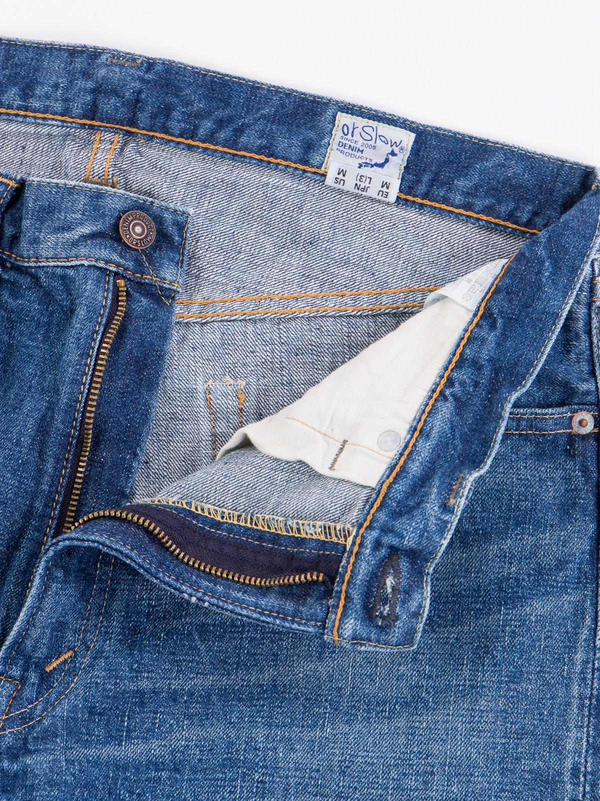 2 Year Wash 107 Slim Fit Jean - Image 6