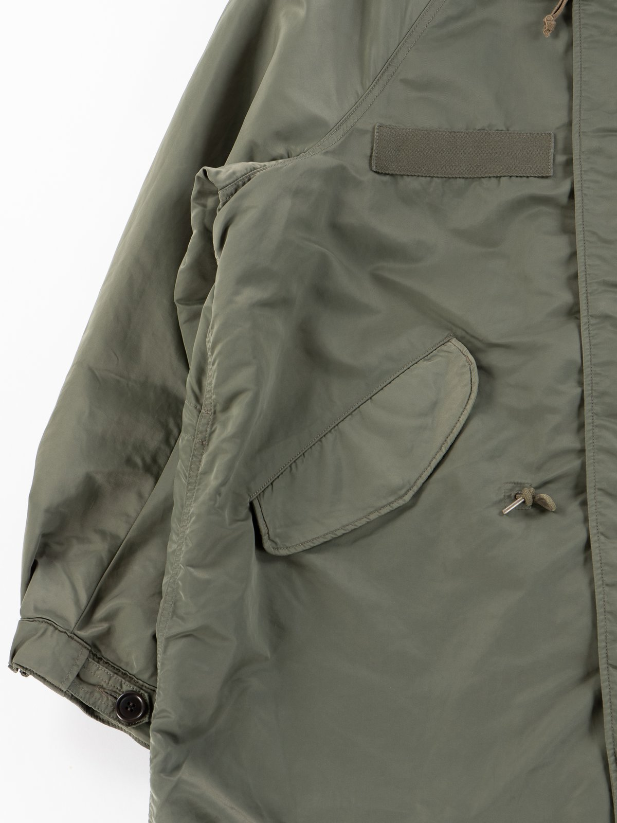 Olive Six–Five Fishtail Parka - Image 5