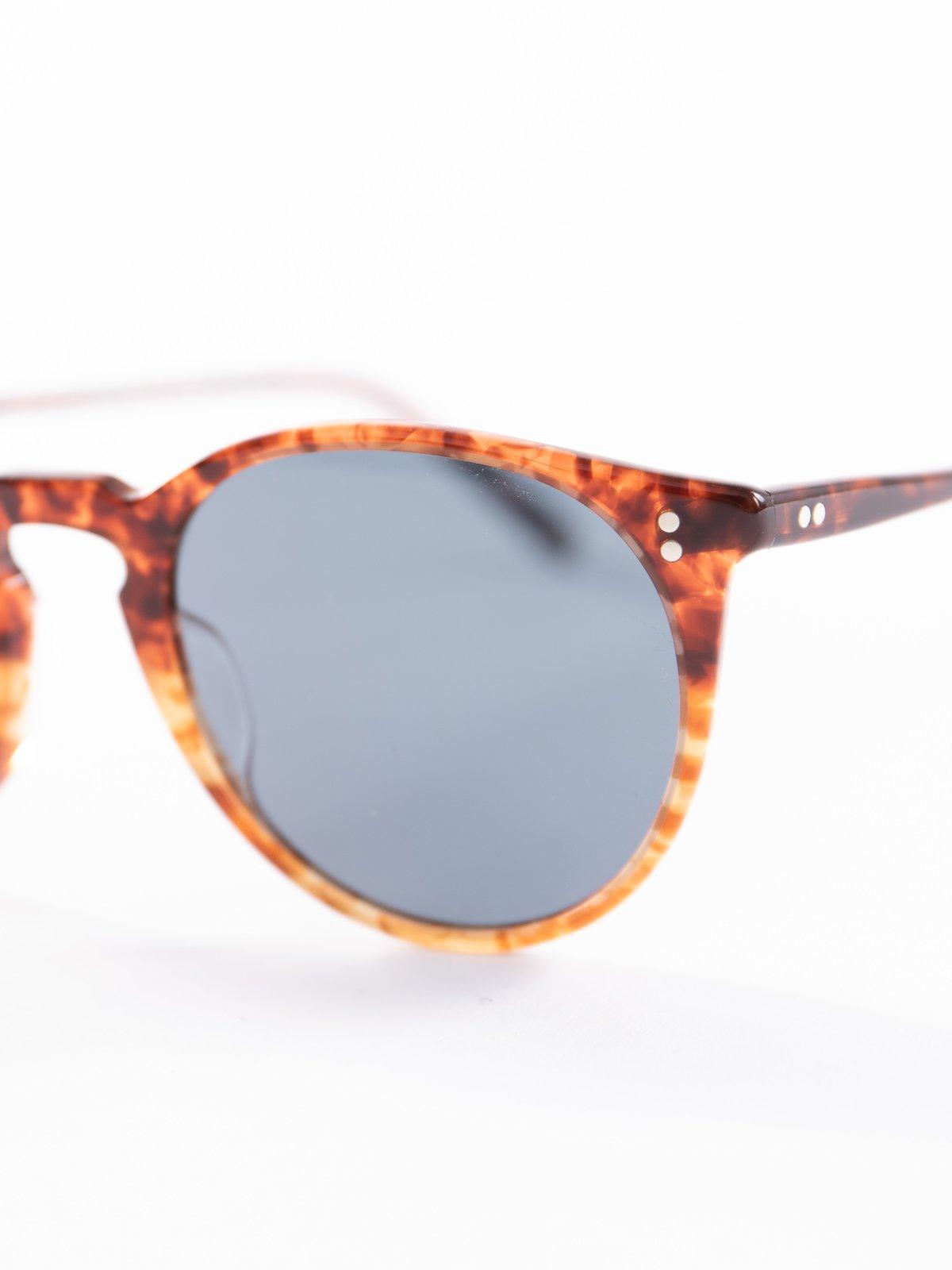 Vintage 1282/Blue Photochromic O'Malley Sunglasses - Image 3