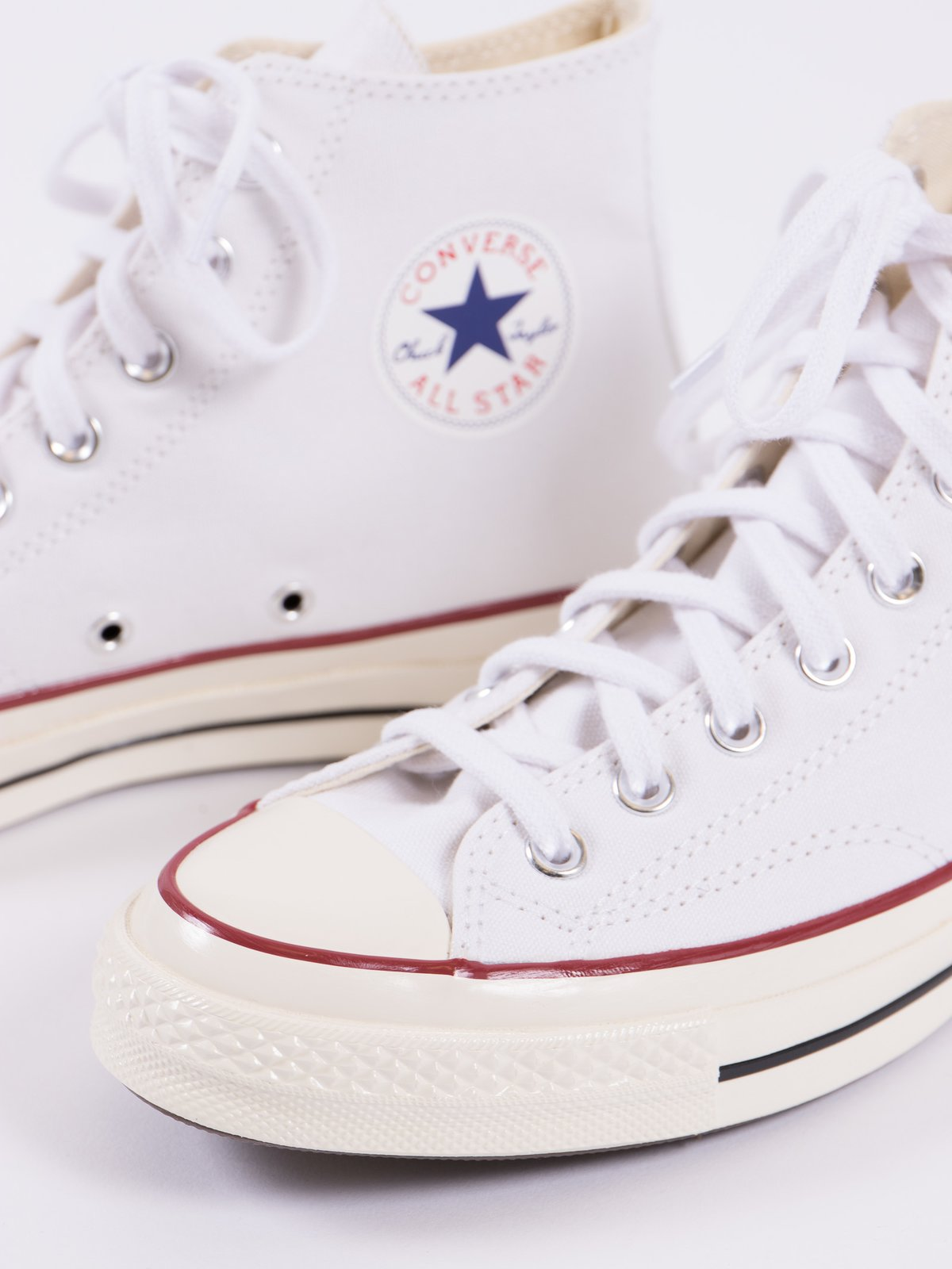 White Chuck Taylor All Star 70s Hi - Image 2