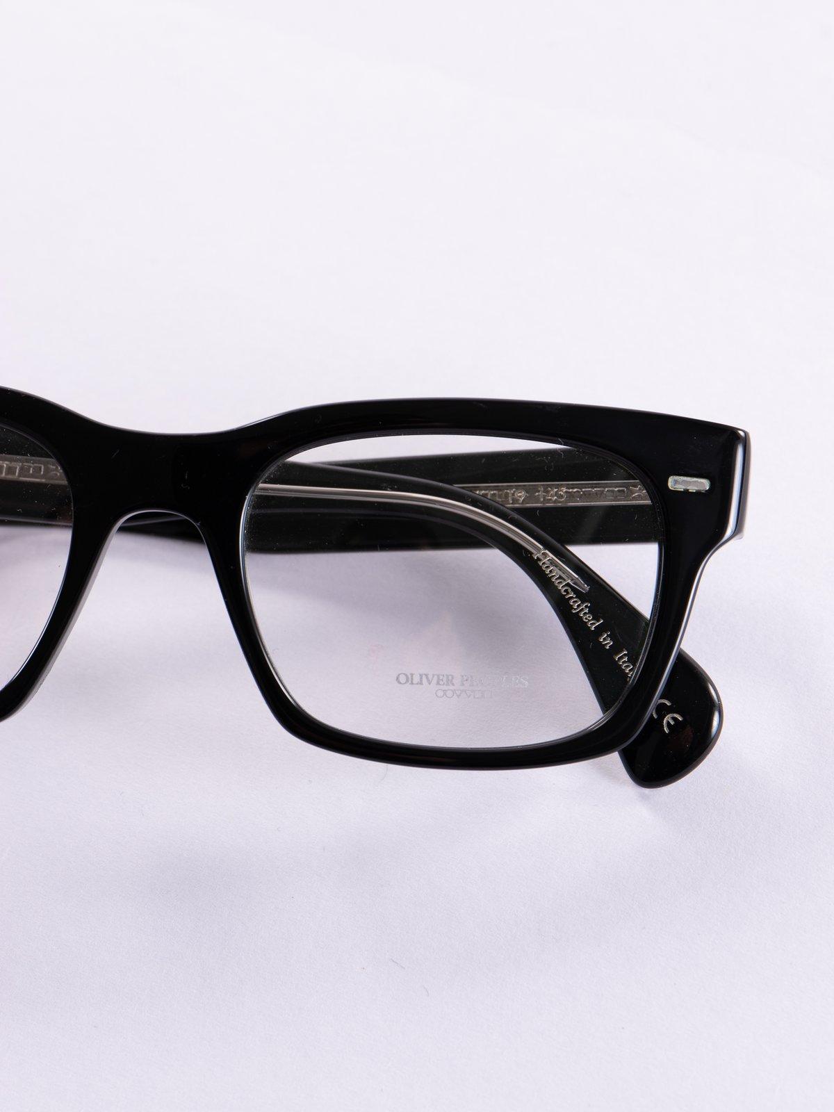 Black Ryce Optical Frame - Image 2