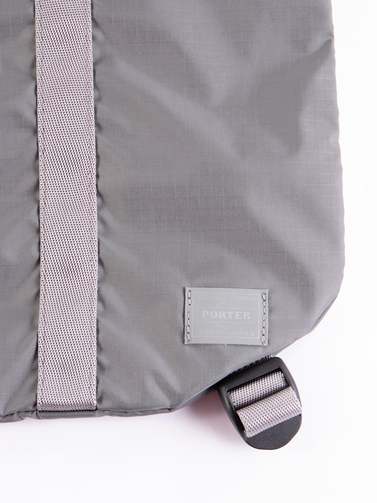 Grey Flex 2Way Tote Bag - Image 2