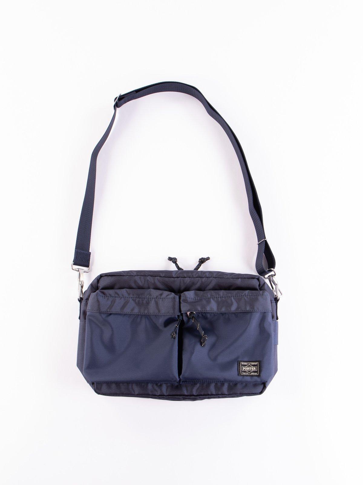 Navy Force Small Shoulder Bag - Image 1