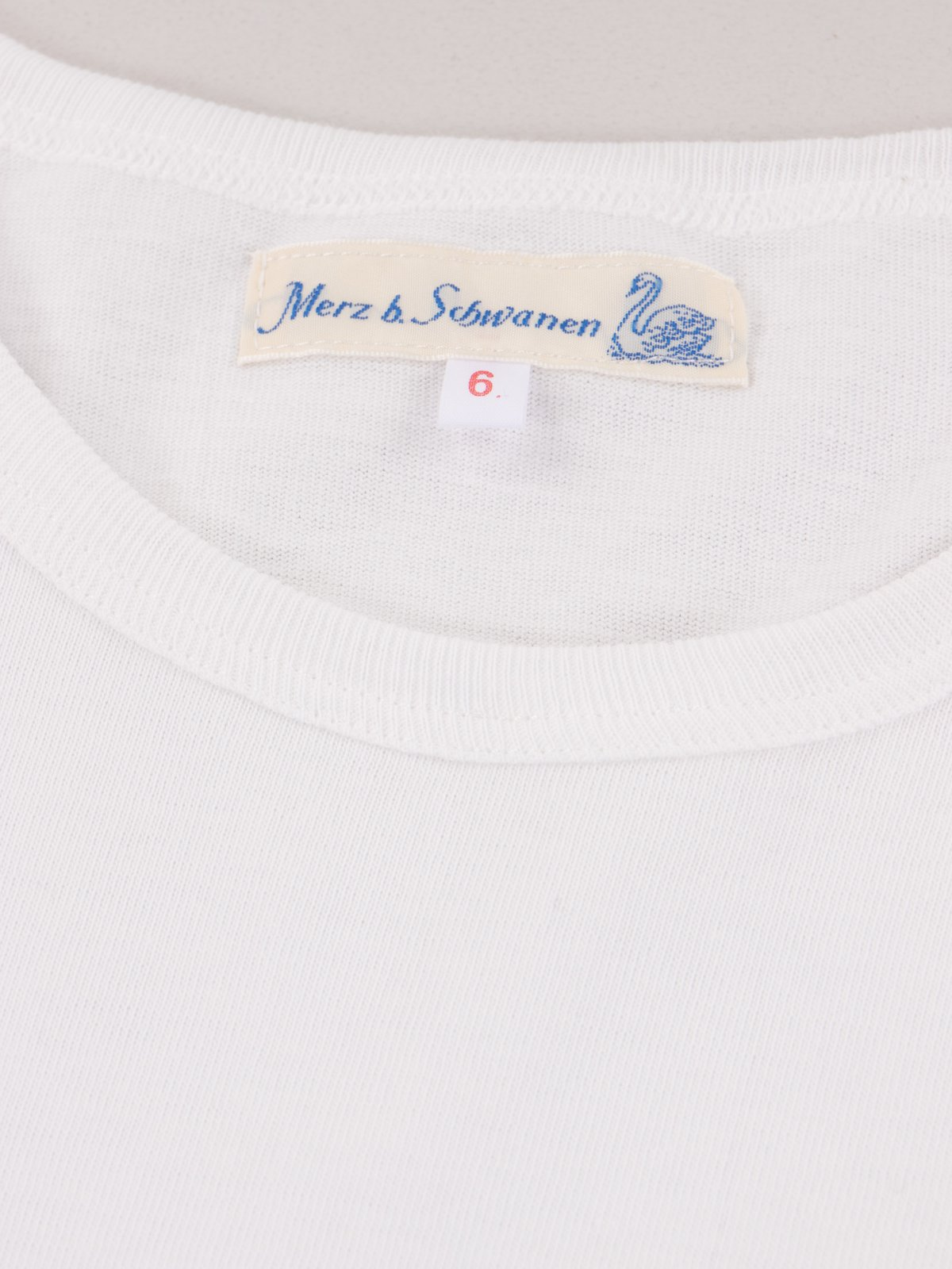 White 215 Organic Cotton Army Shirt - Image 4